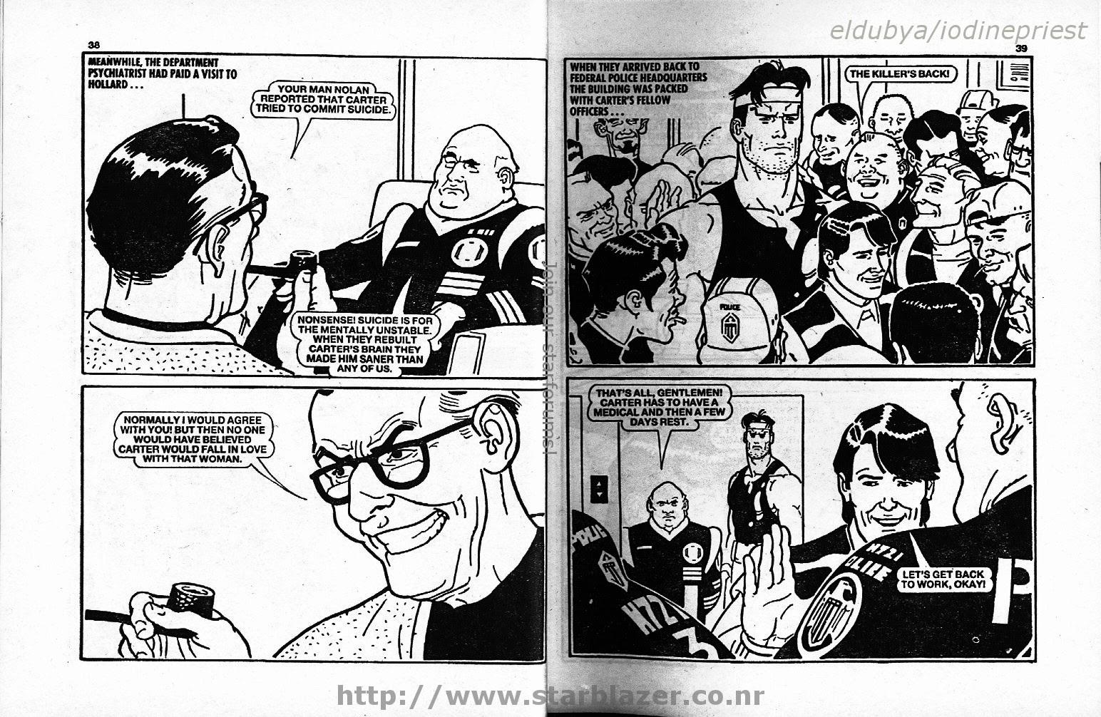 Starblazer issue 272 - Page 21