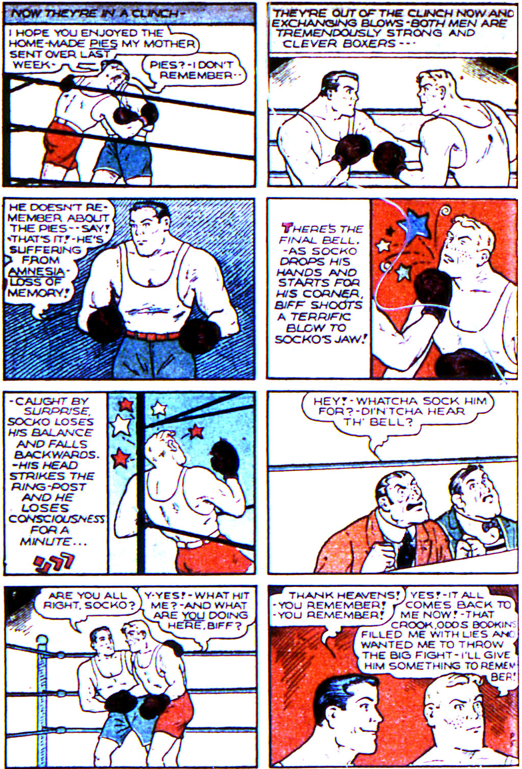 Read online Adventure Comics (1938) comic -  Issue #45 - 32