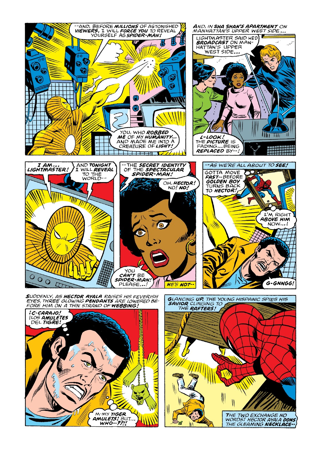 Read online Marvel Masterworks: The Spectacular Spider-Man comic -  Issue # TPB 2 (Part 1) - 94