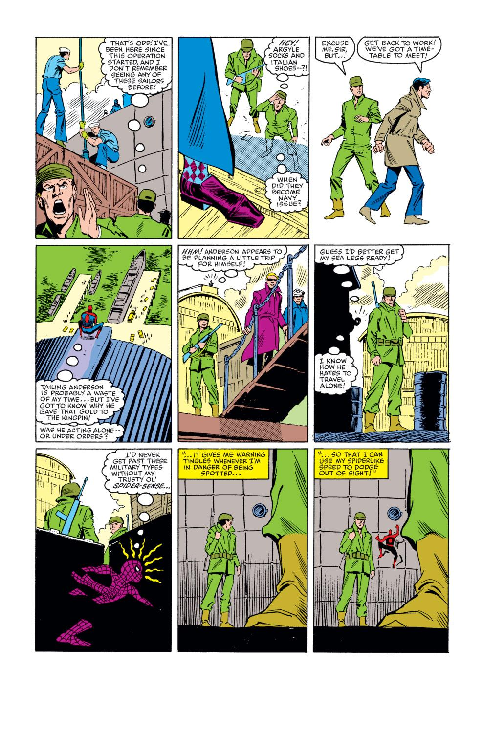 The Amazing Spider-Man (1963) 268 Page 15
