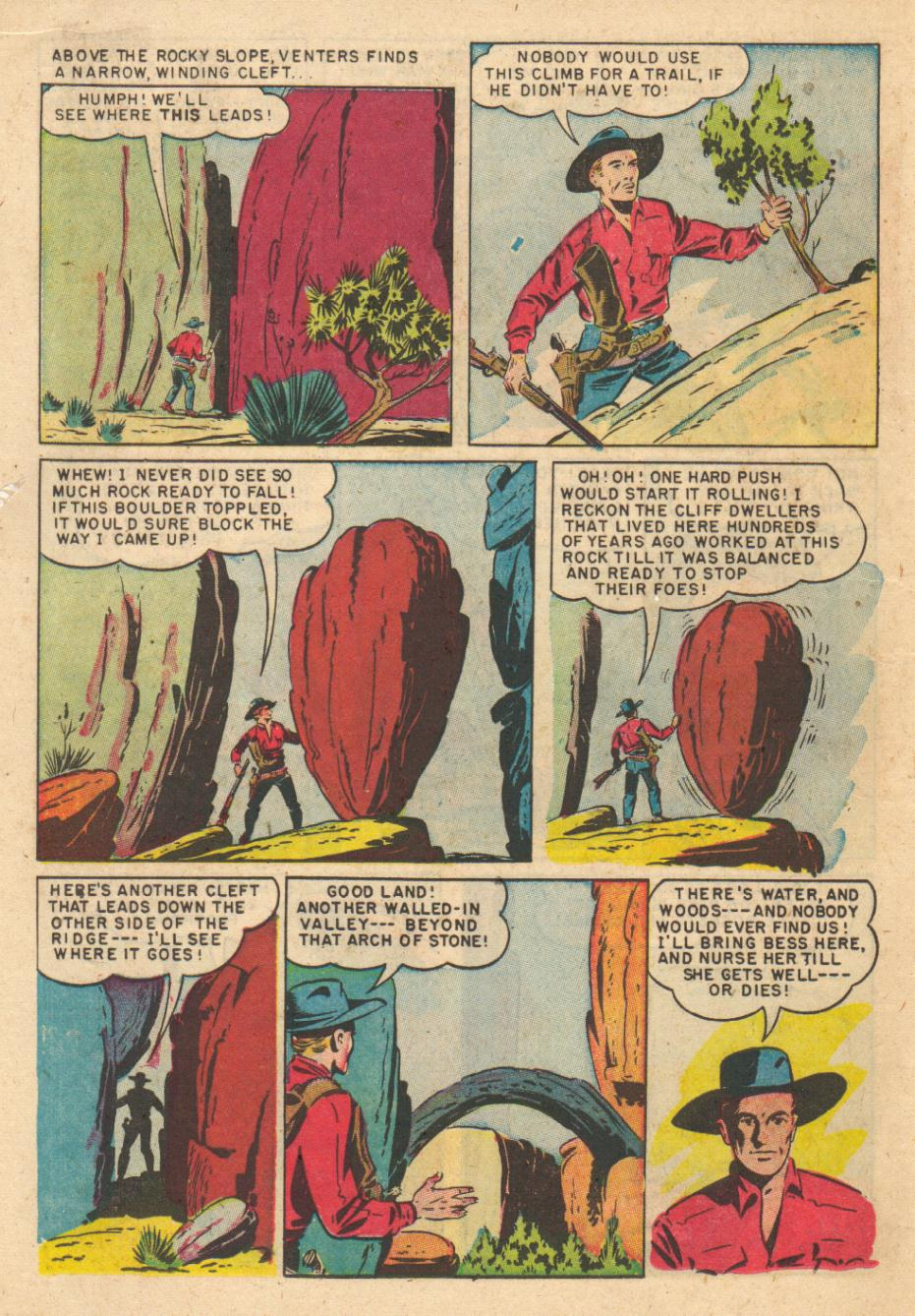 Four Color Comics issue 372 - Page 14