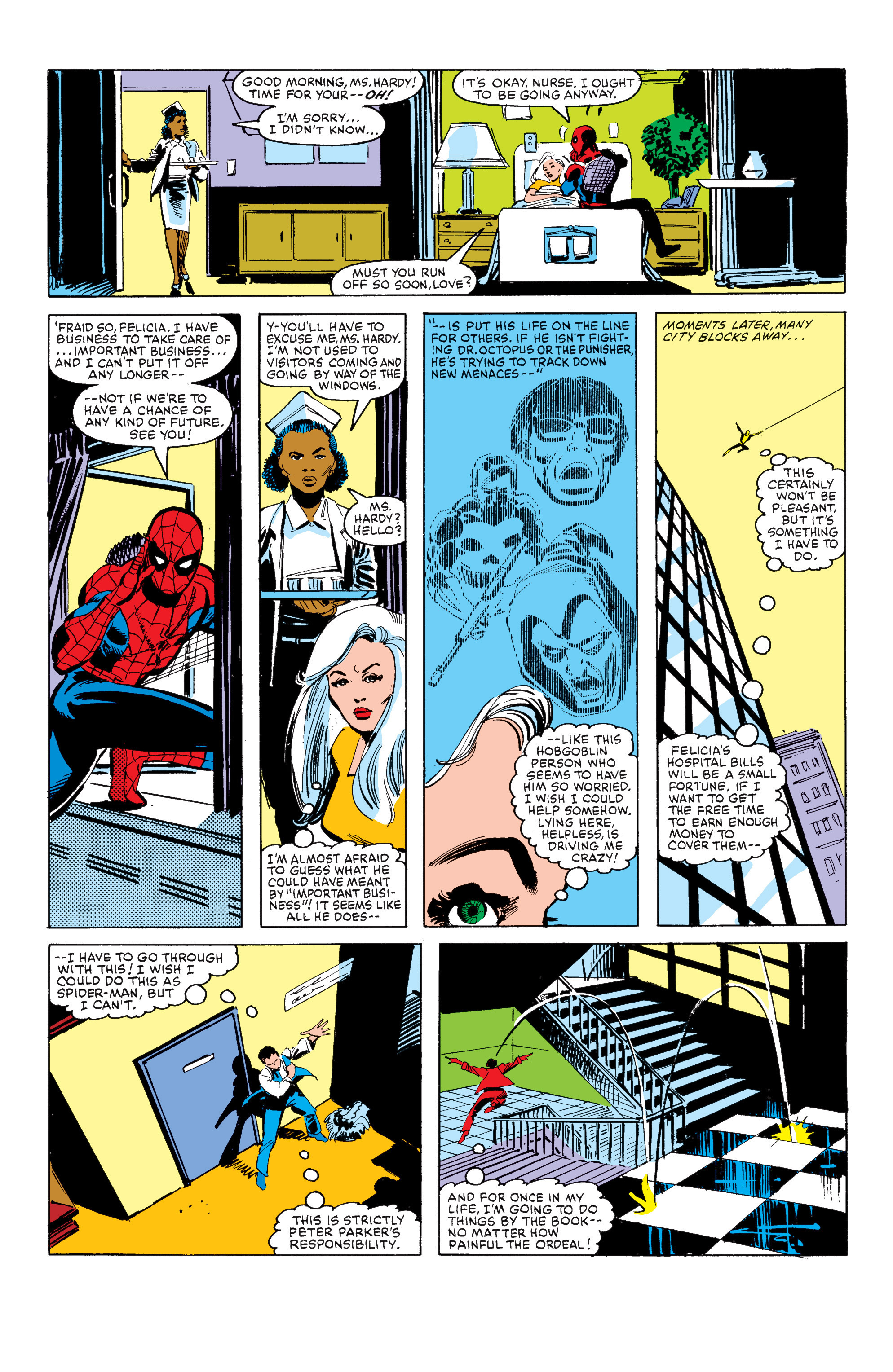 The Amazing Spider-Man (1963) 244 Page 2