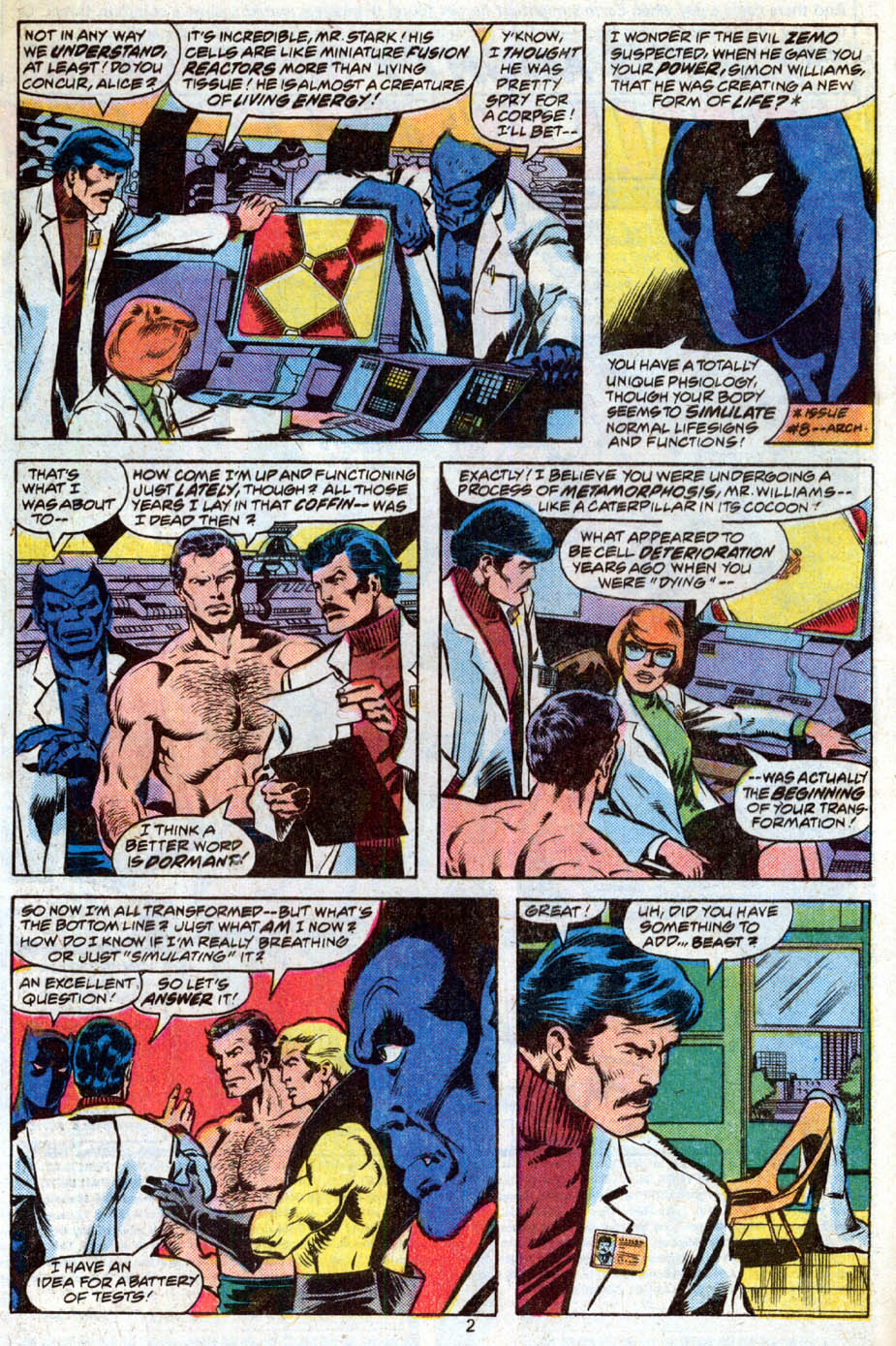The Avengers (1963) 164 Page 2