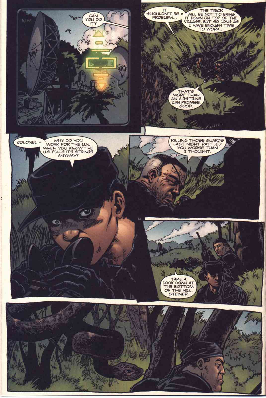 Read online Fury comic -  Issue #4 - 9