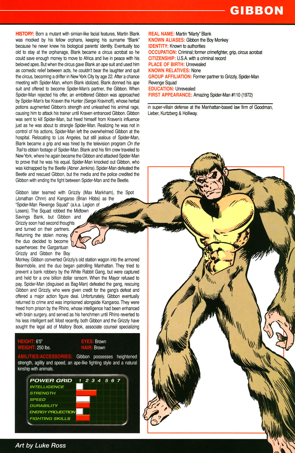 Read online All-New Official Handbook of the Marvel Universe A to Z comic -  Issue #4 - 59