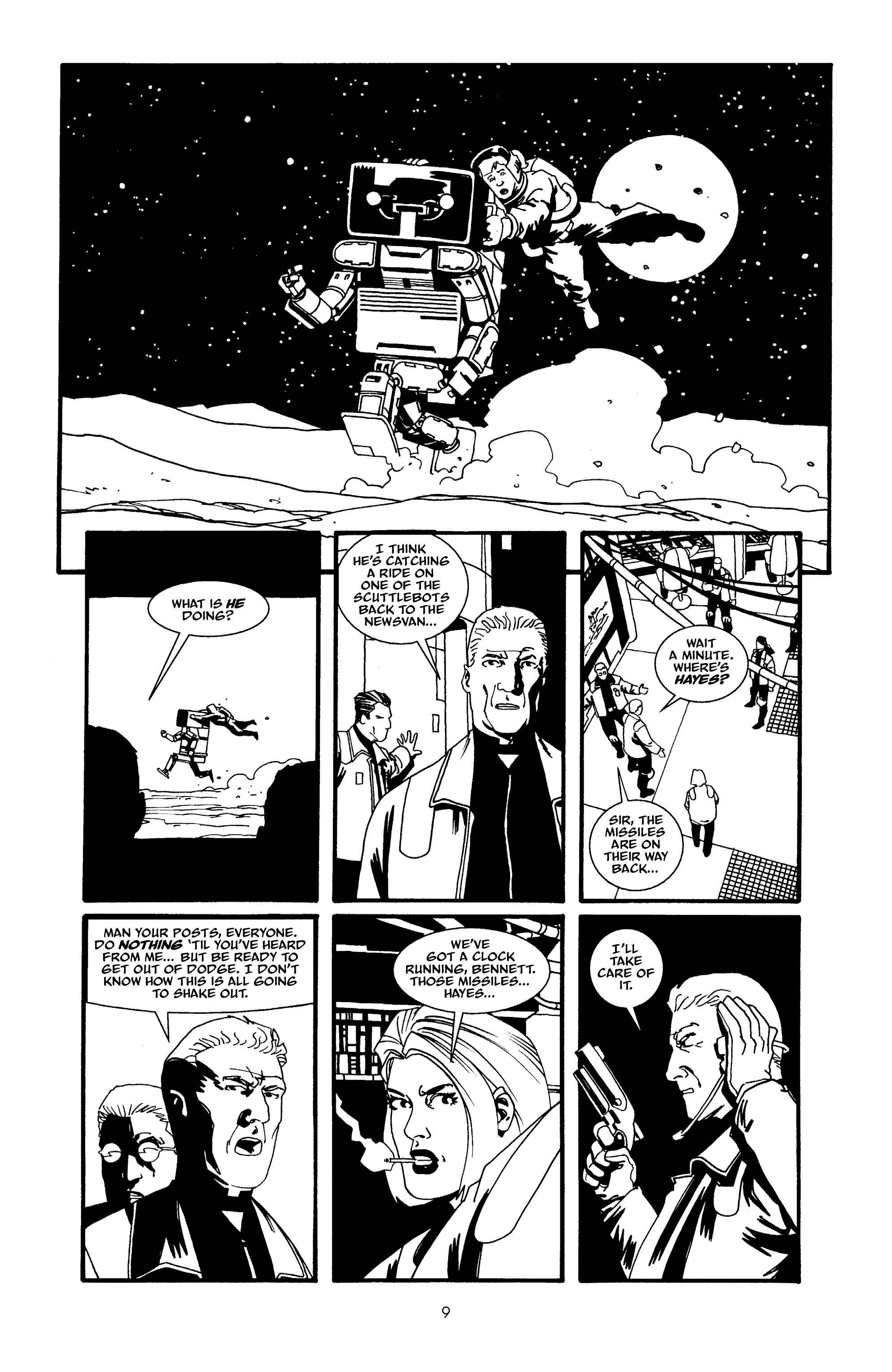 Read online Astronauts in Trouble (2015) comic -  Issue #8 - 11