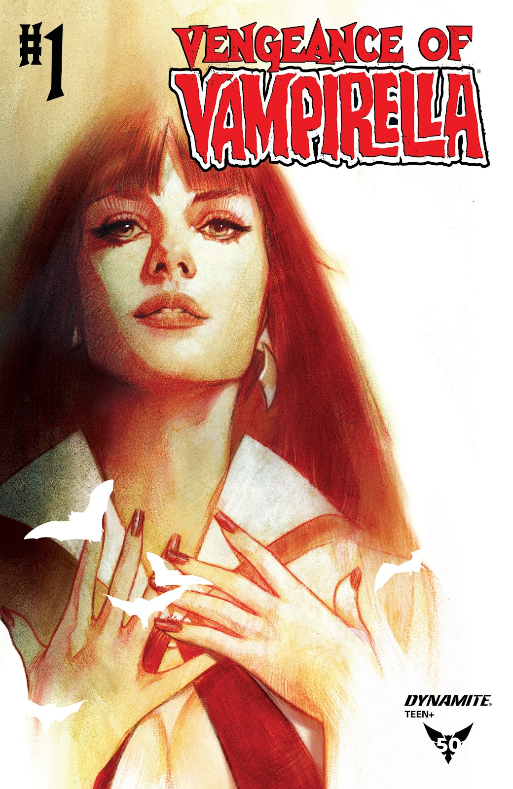 Read online Vengeance of Vampirella (2019) comic -  Issue #1 - 3