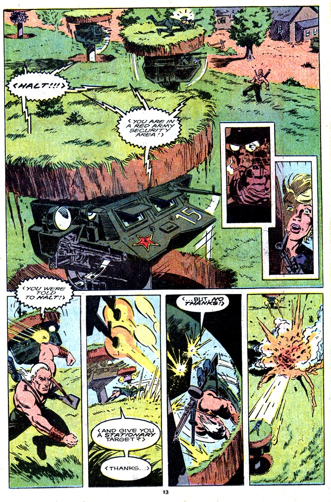 Read online Nth Man the Ultimate Ninja comic -  Issue #7 - 10