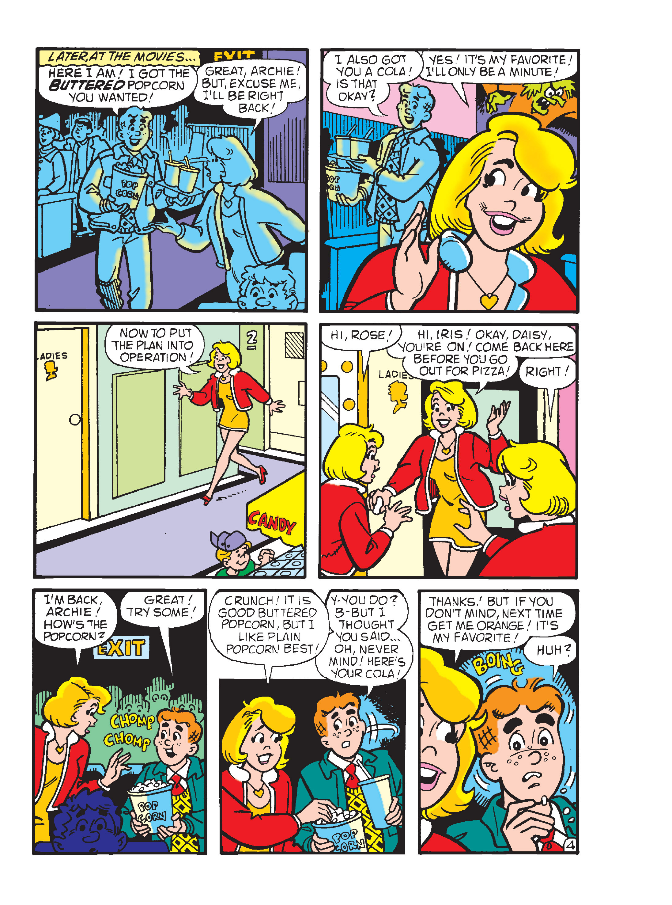 Read online Archie 1000 Page Comics Blowout! comic -  Issue # TPB (Part 3) - 103