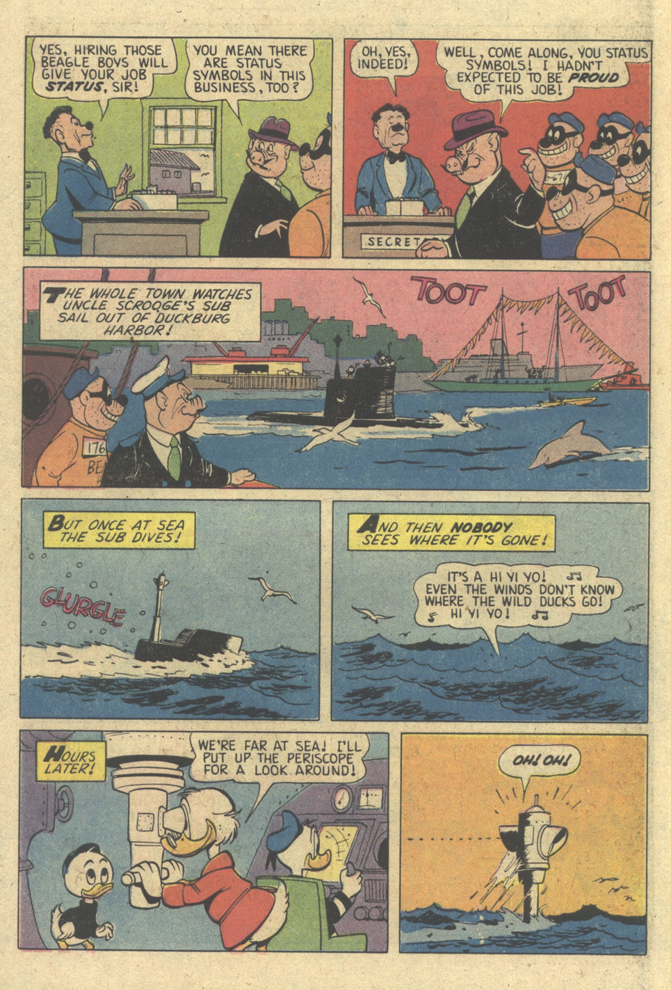 Read online Uncle Scrooge (1953) comic -  Issue #174 - 10