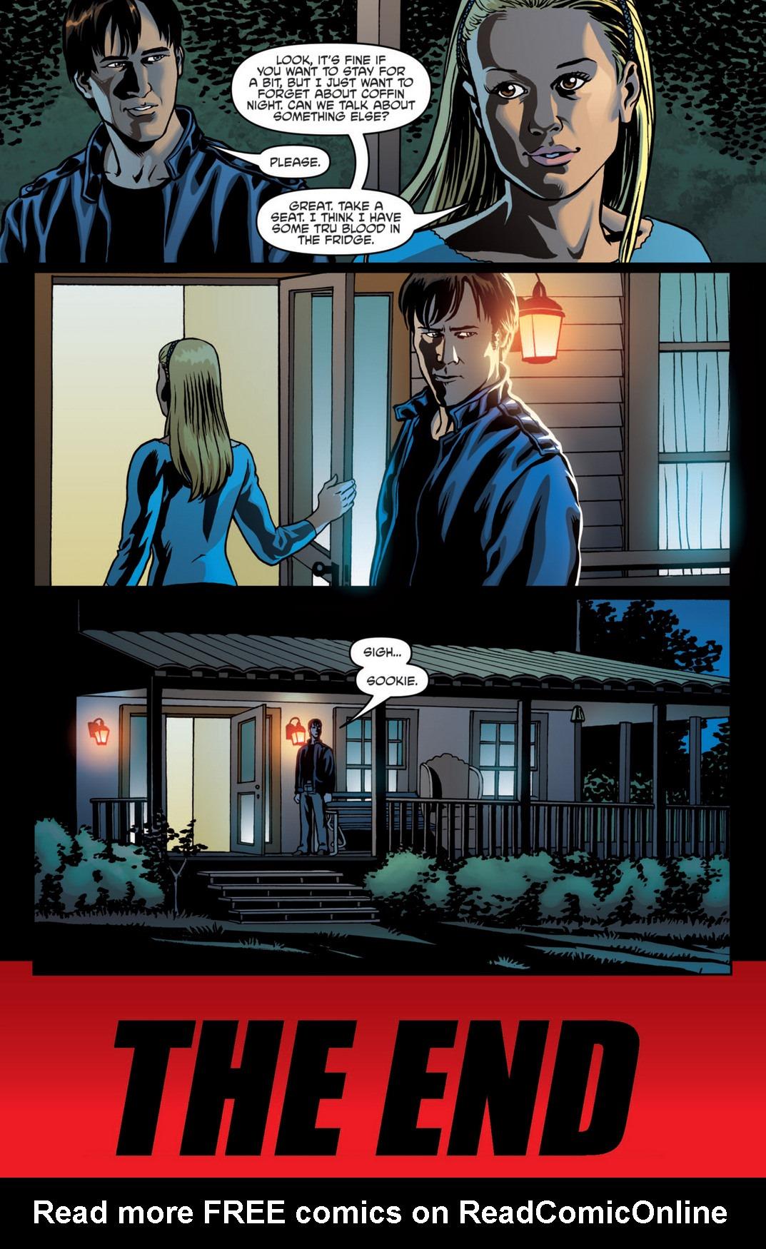 Read online True Blood (2012) comic -  Issue #5 - 24