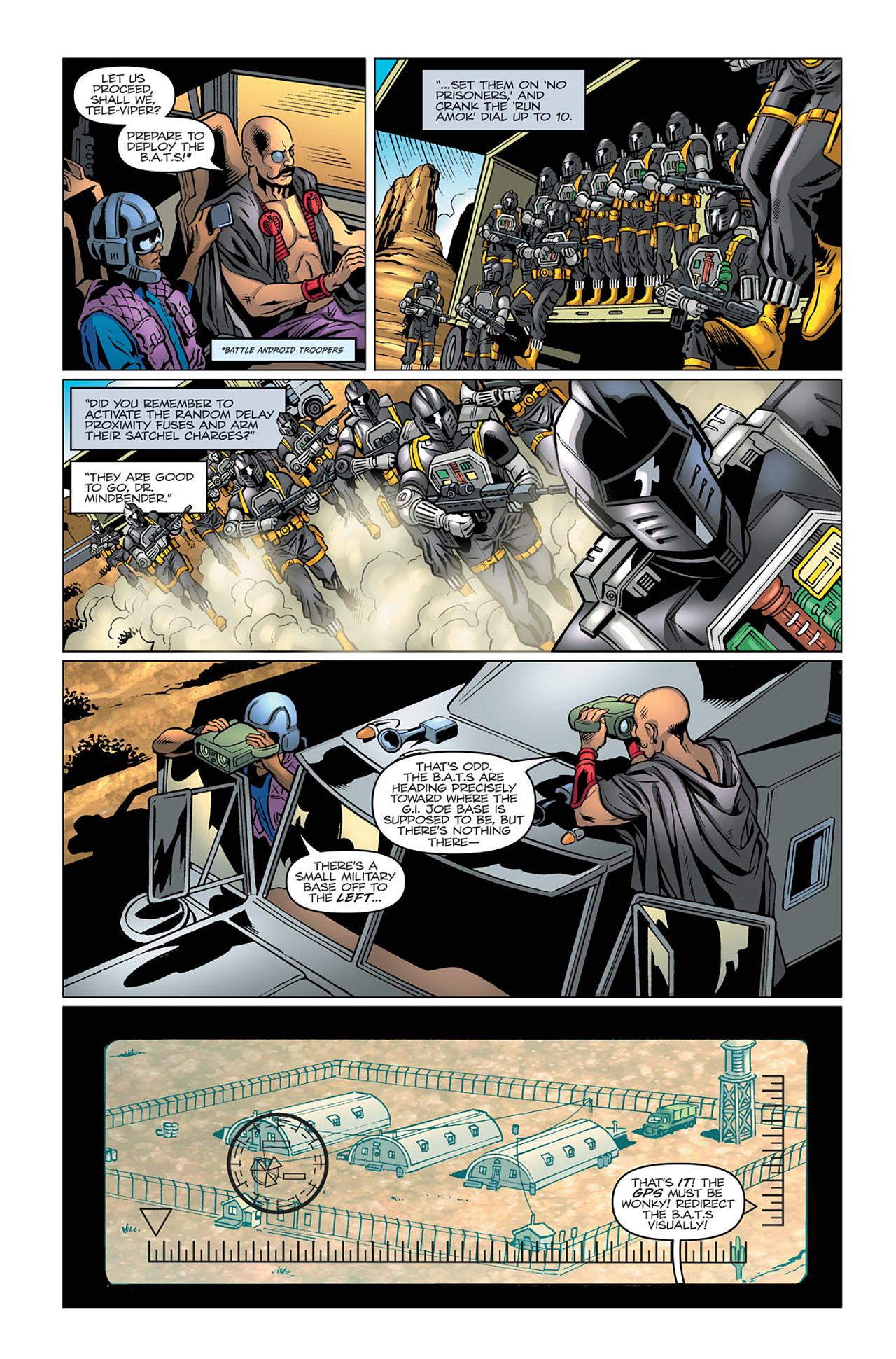 G.I. Joe: A Real American Hero 164 Page 9