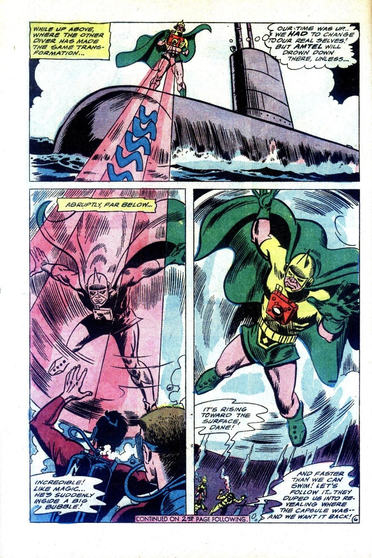 Read online Sea Devils comic -  Issue #32 - 9