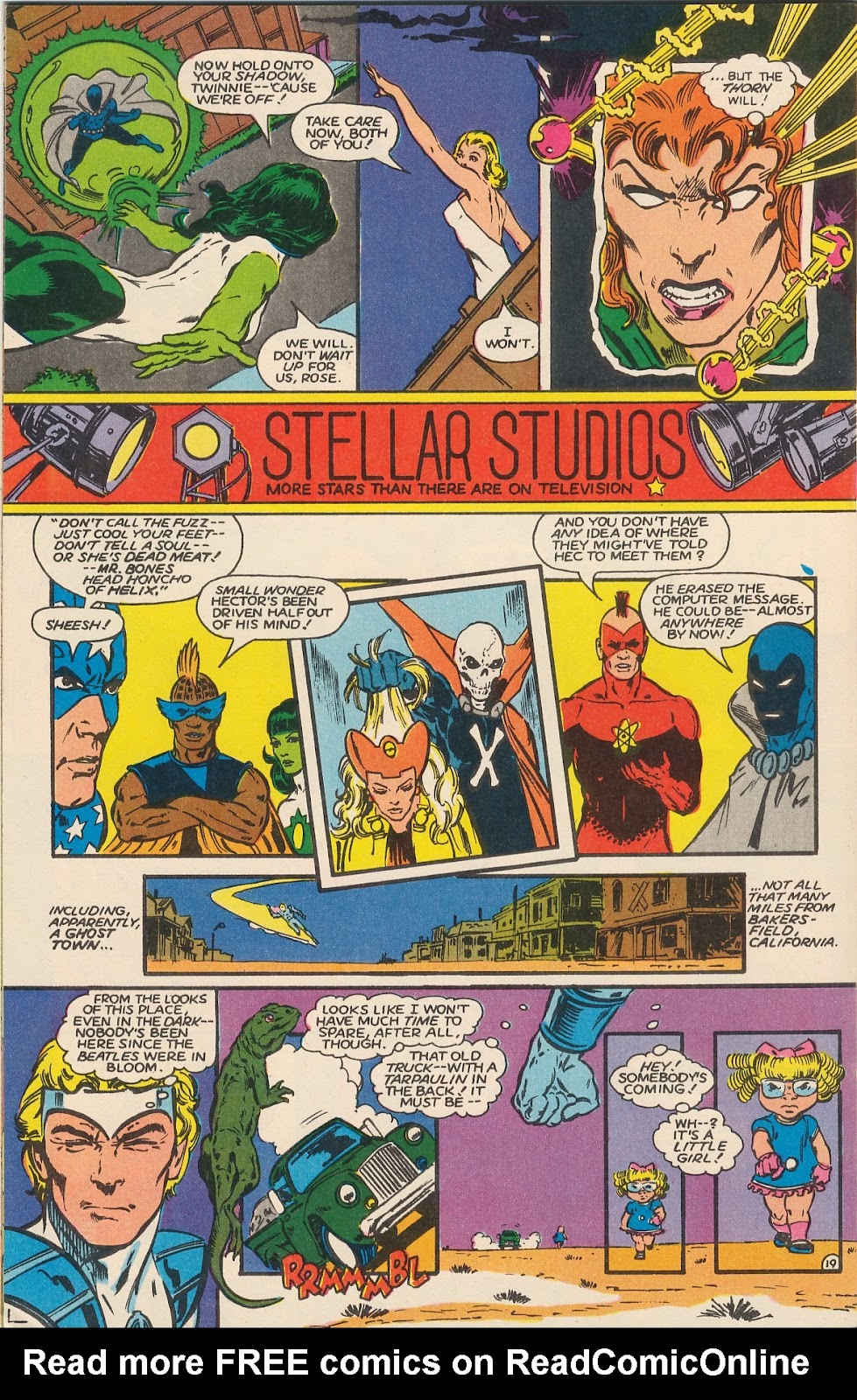 Infinity Inc. (1984) issue 17 - Page 25