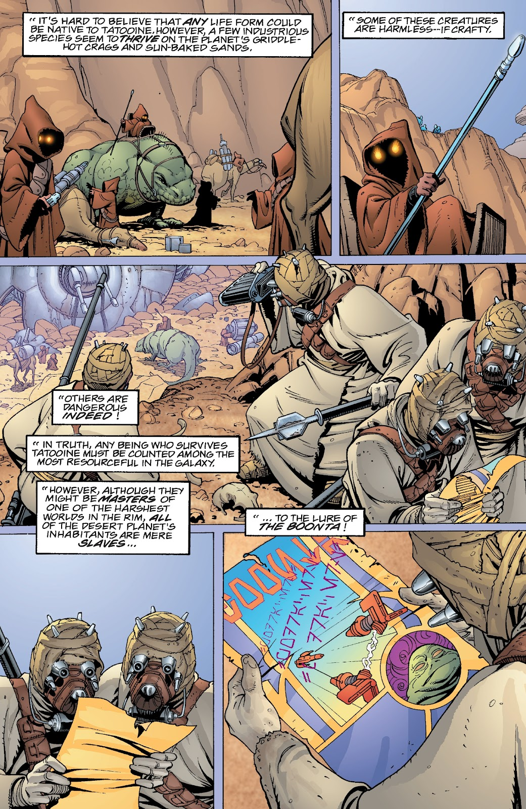 Read online Star Wars Legends: Rise of the Sith - Epic Collection comic -  Issue # TPB 2 (Part 4) - 42