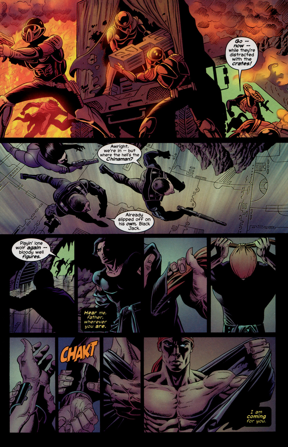 Read online Shang-Chi: Master of Kung Fu comic -  Issue #5 - 12