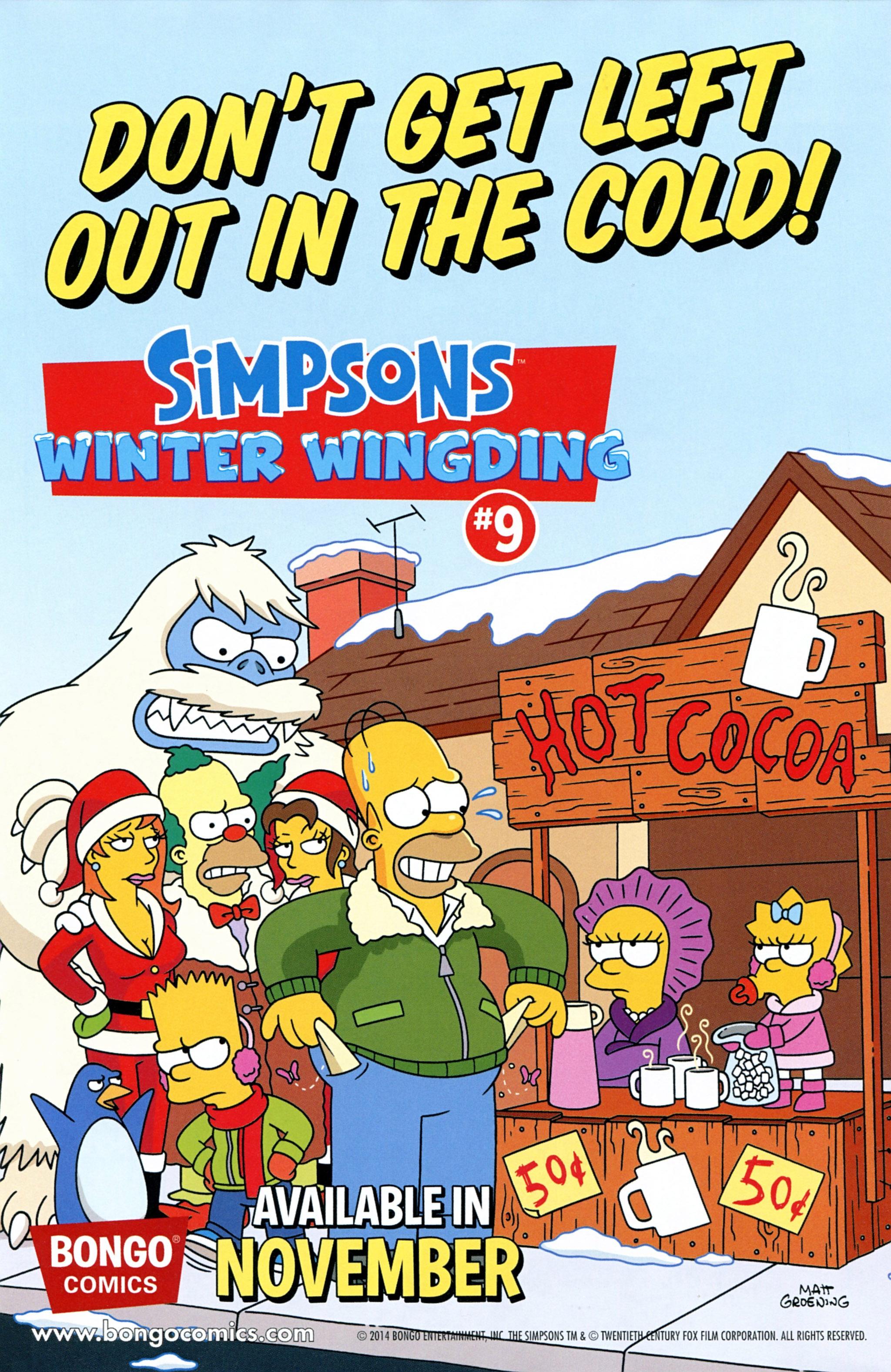 Read online Simpsons Comics Presents Bart Simpson comic -  Issue #93 - 13