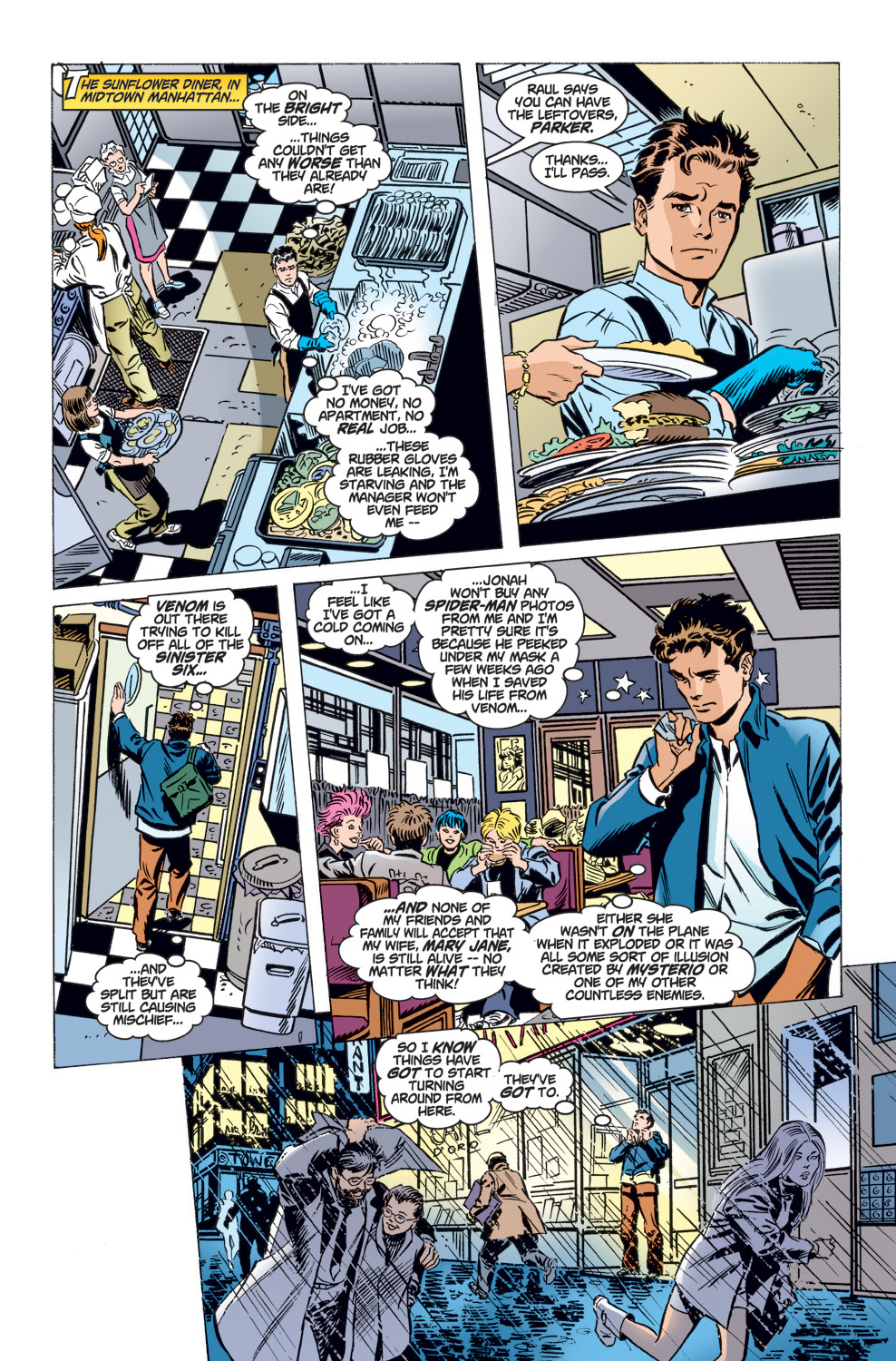 The Amazing Spider-Man (1999) 18 Page 1