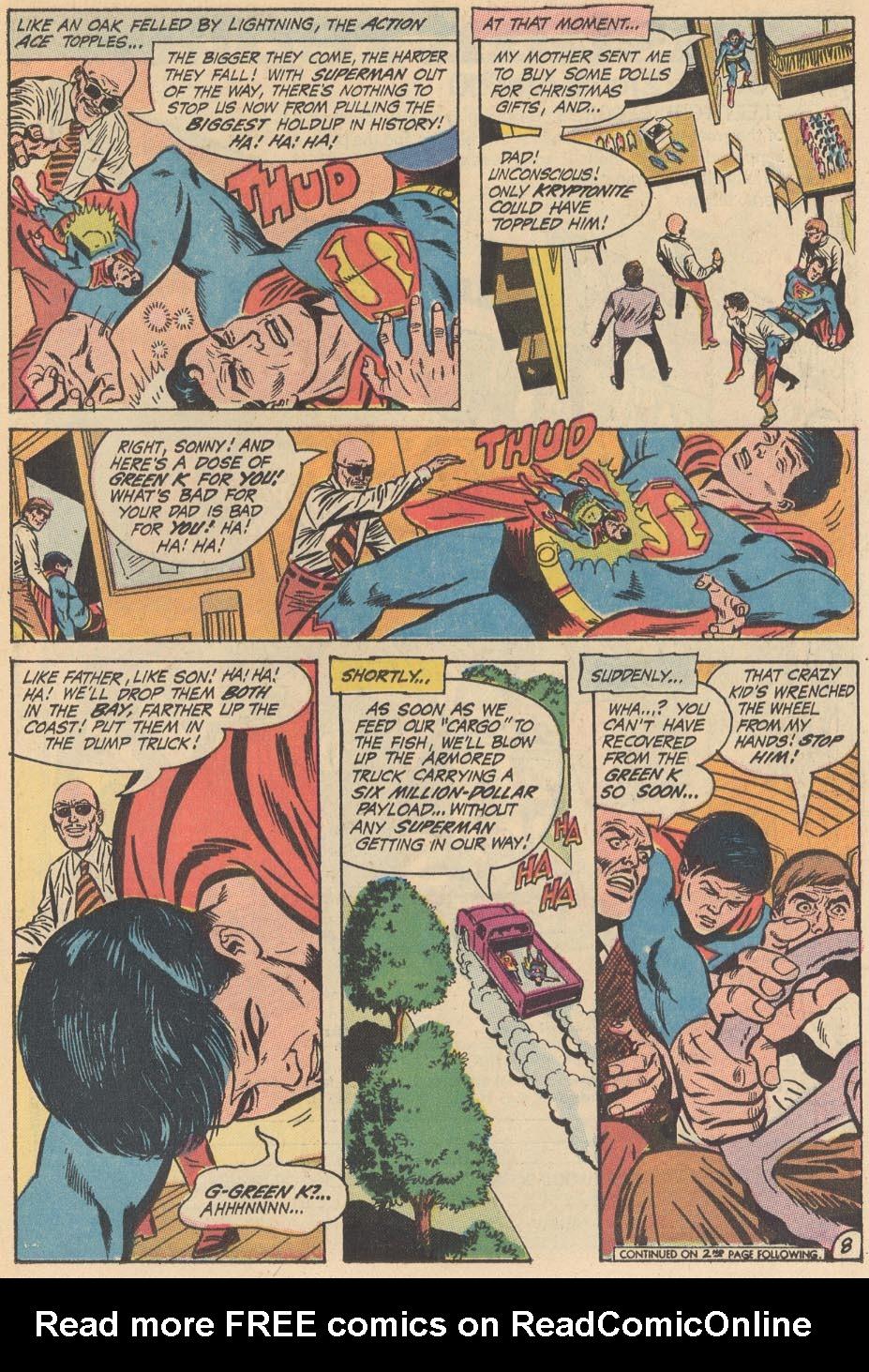 Action Comics (1938) 392 Page 10