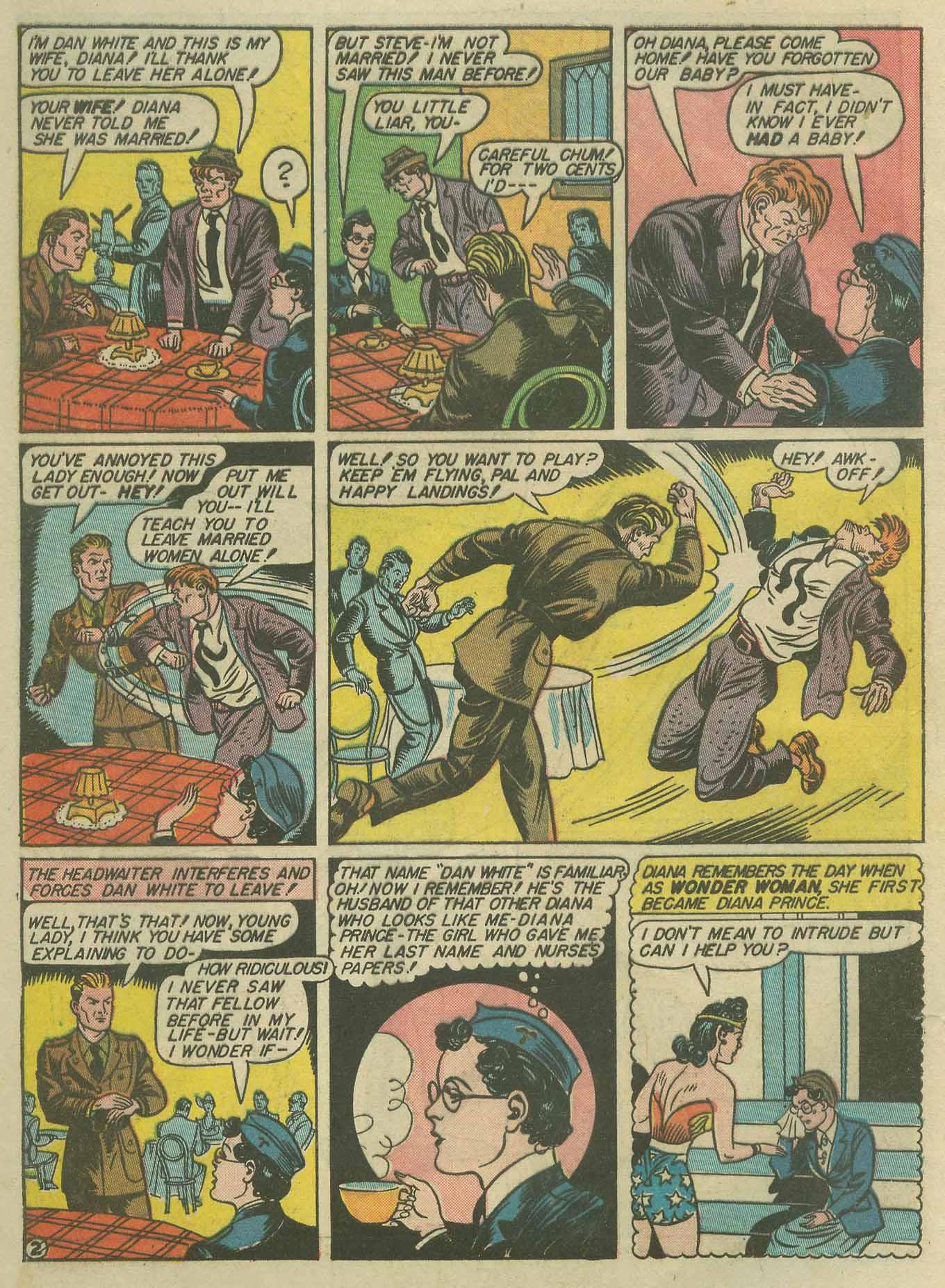 Read online Sensation (Mystery) Comics comic -  Issue #9 - 4