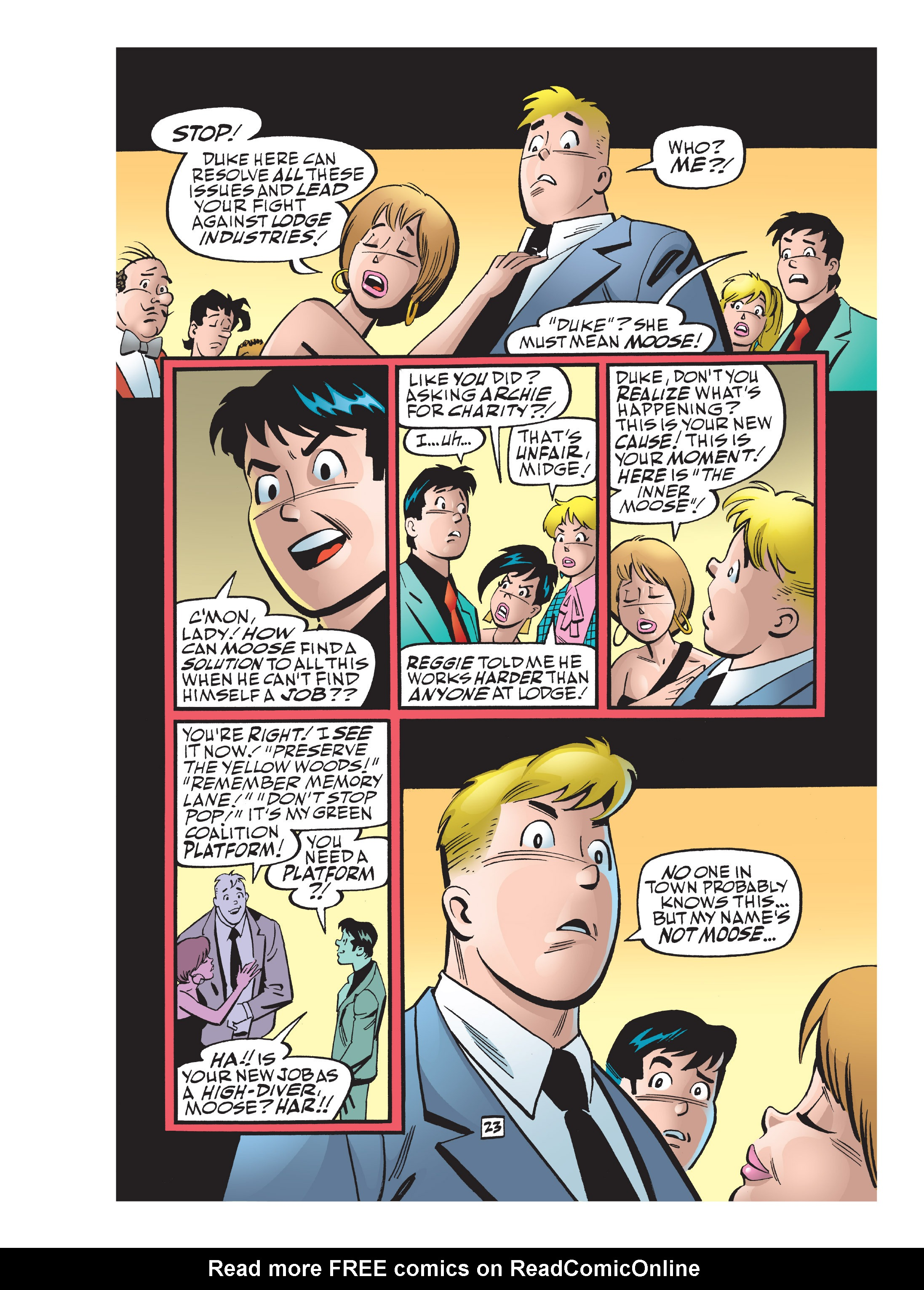 Read online Archie 1000 Page Comics Blowout! comic -  Issue # TPB (Part 4) - 54