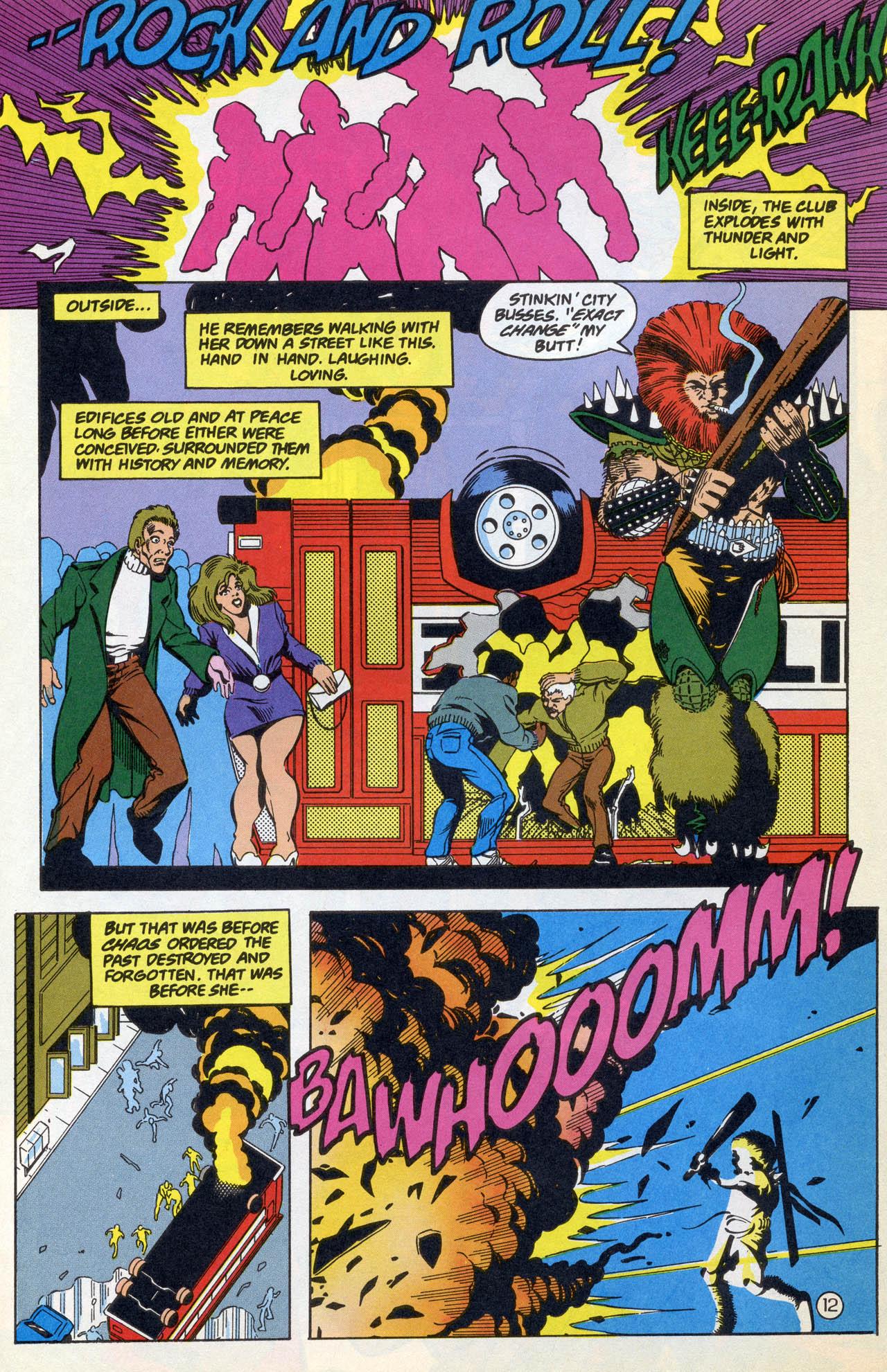Read online Team Titans comic -  Issue #4 - 16