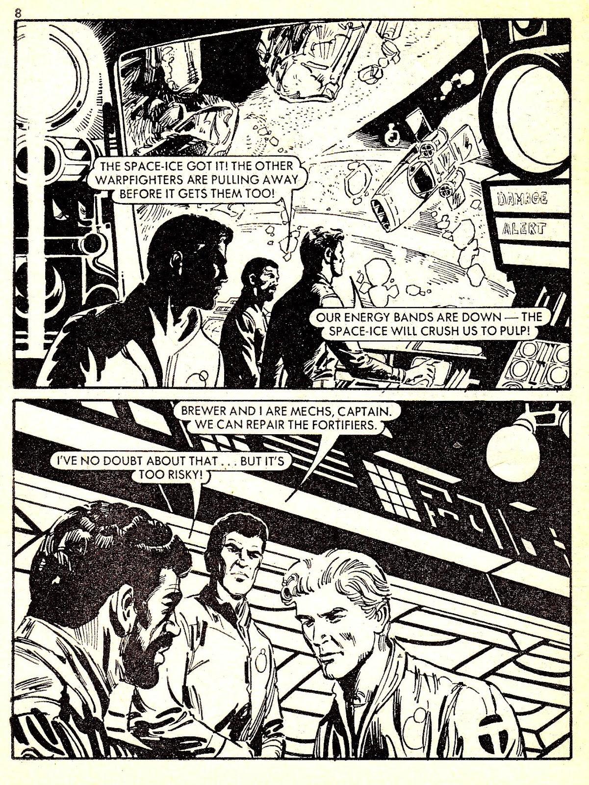 Starblazer issue 140 - Page 8