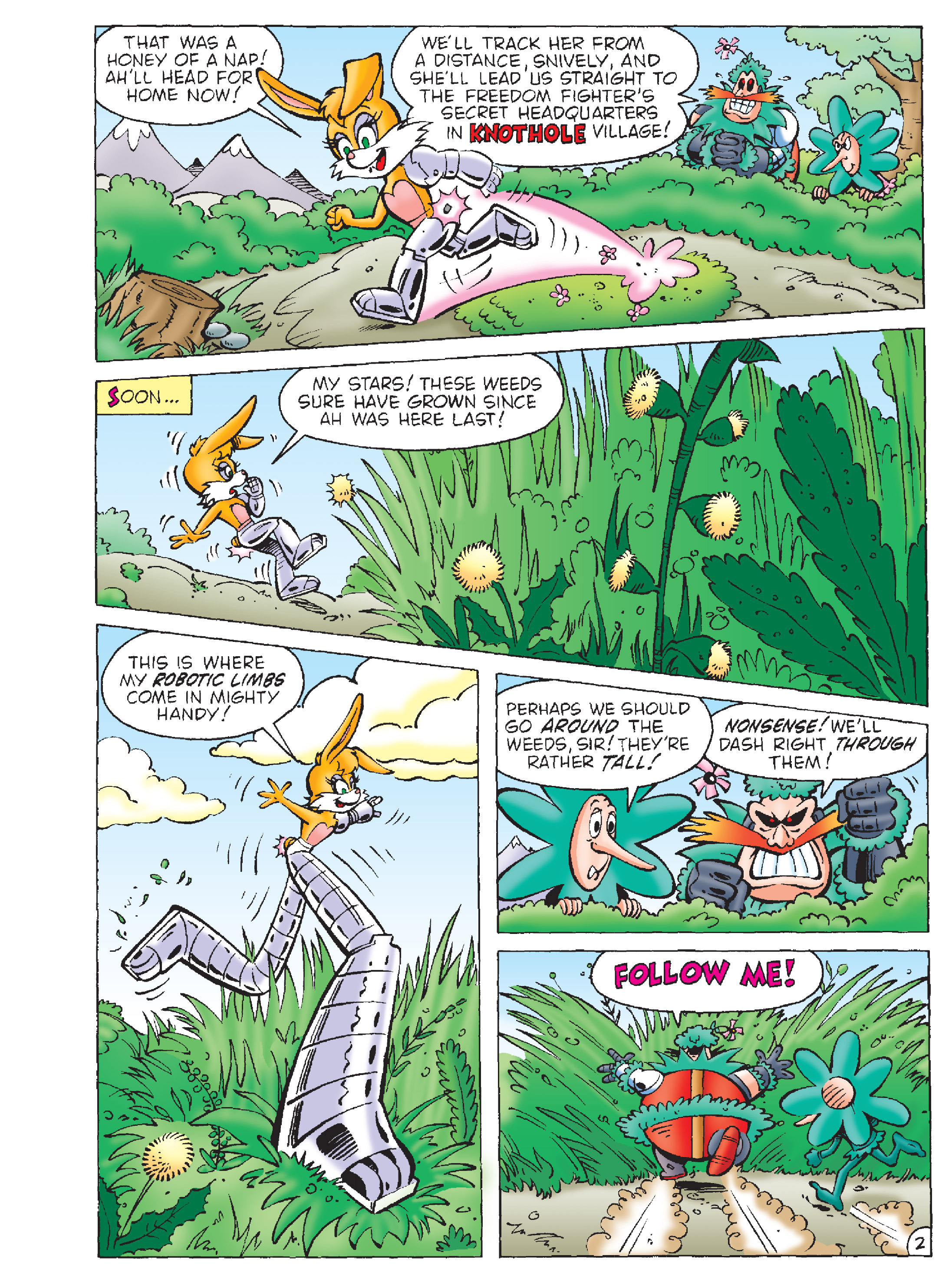 Read online Sonic Super Digest comic -  Issue #8 - 99