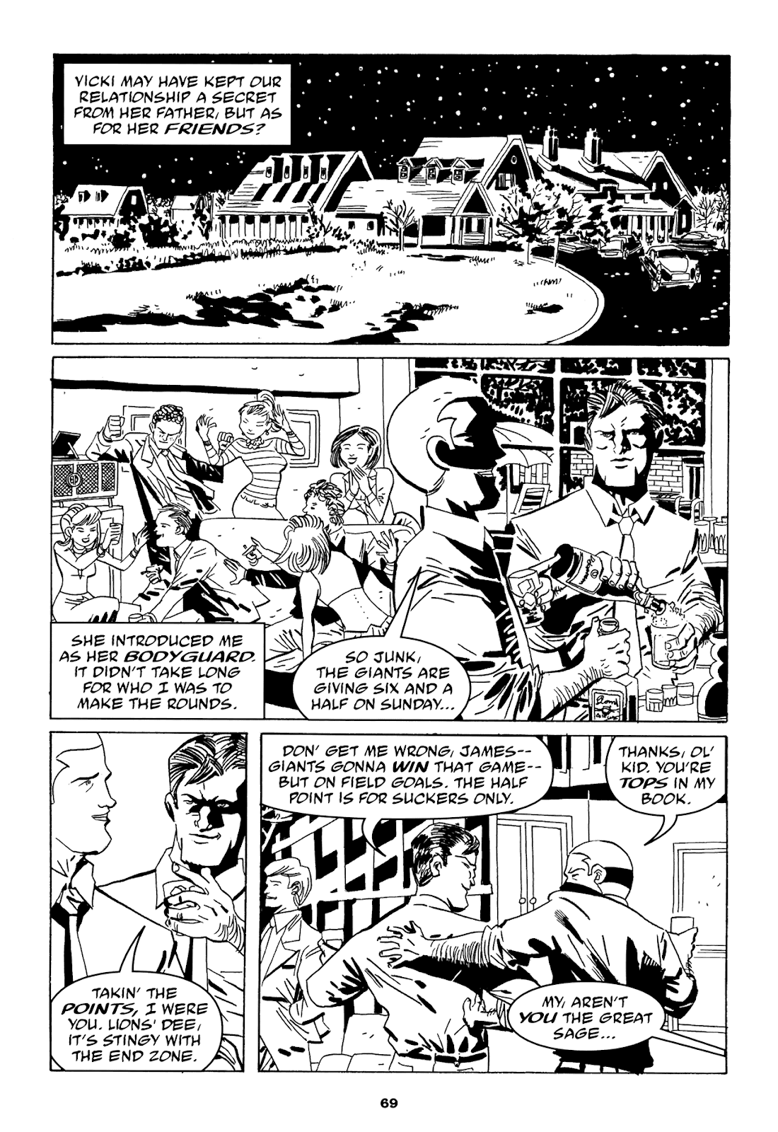 Read online Filthy Rich comic -  Issue # TPB (Part 1) - 71