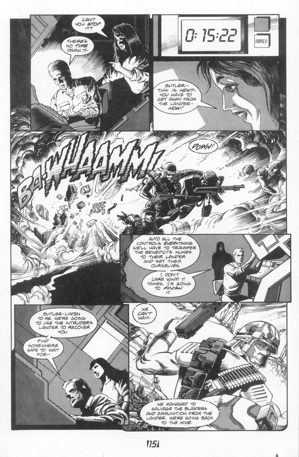 Read online Aliens (1988) comic -  Issue #5 - 17