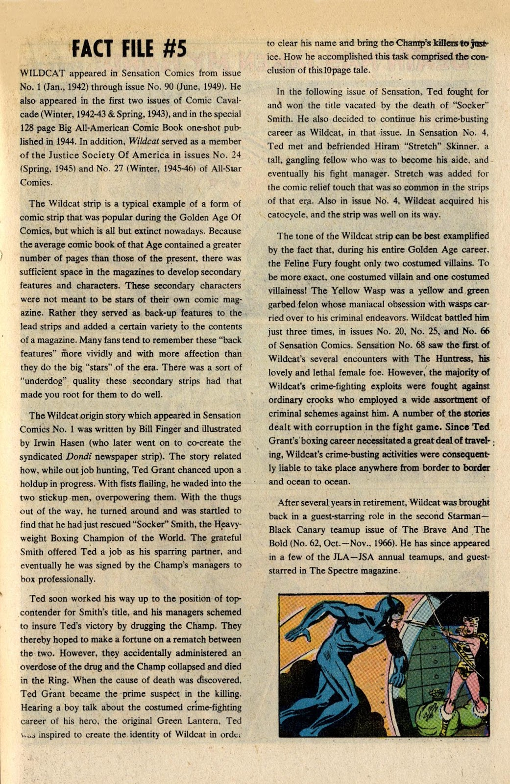 The Hawk and the Dove issue 5 - Page 21