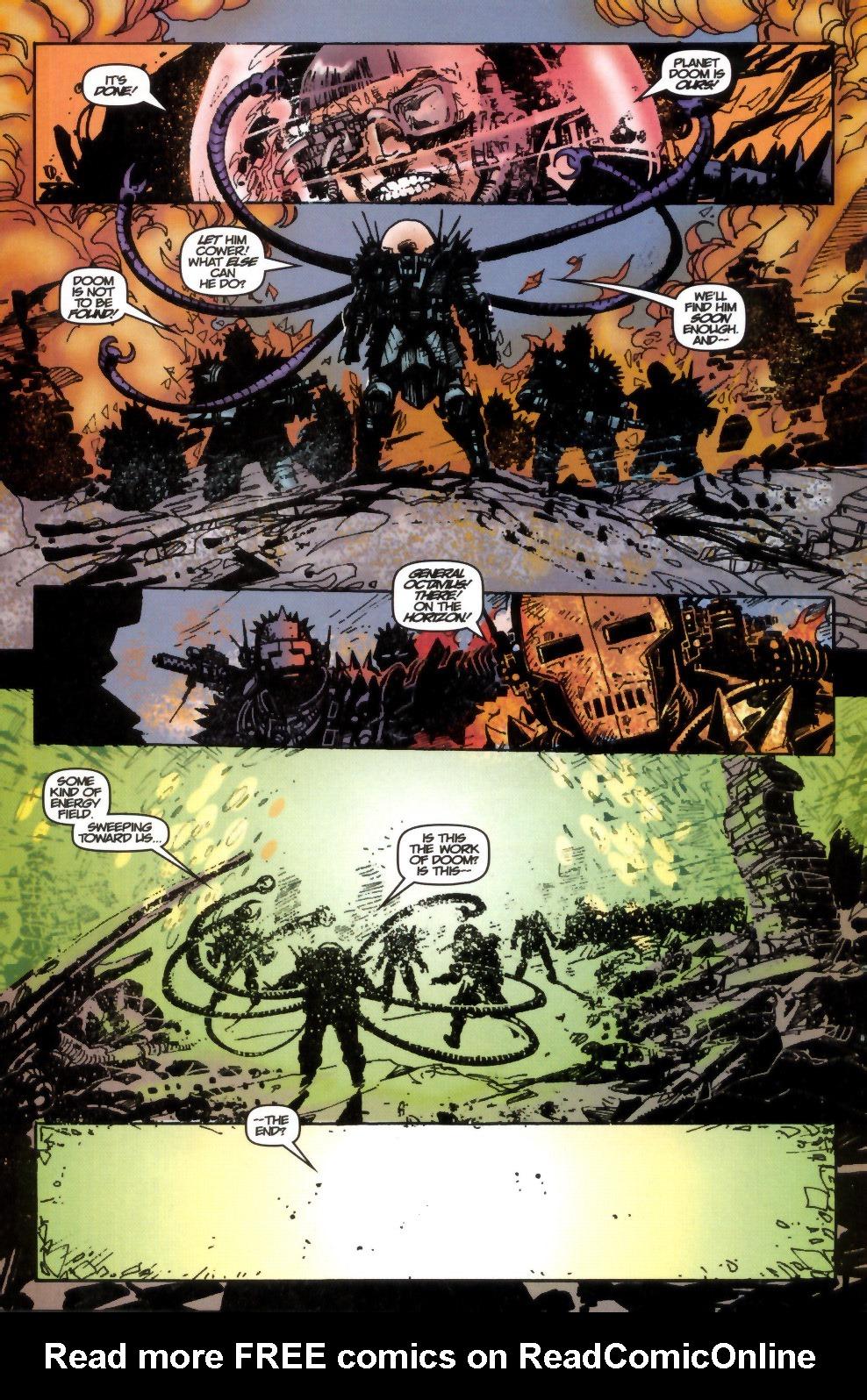Read online Doom: The Emperor Returns comic -  Issue #2 - 21