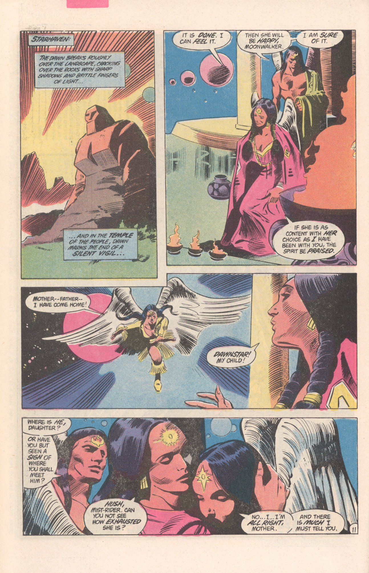 Legion of Super-Heroes (1980) 311 Page 22