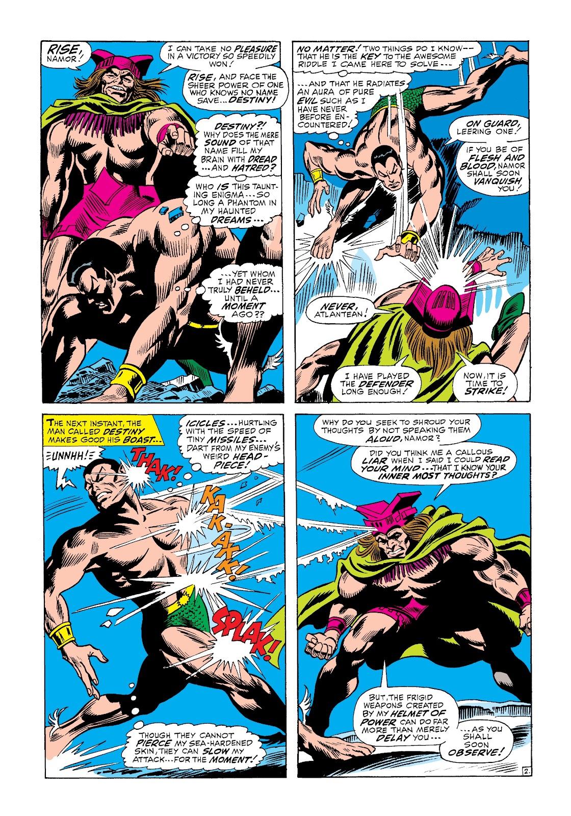 Marvel Masterworks: The Sub-Mariner TPB_2_(Part_3) Page 1