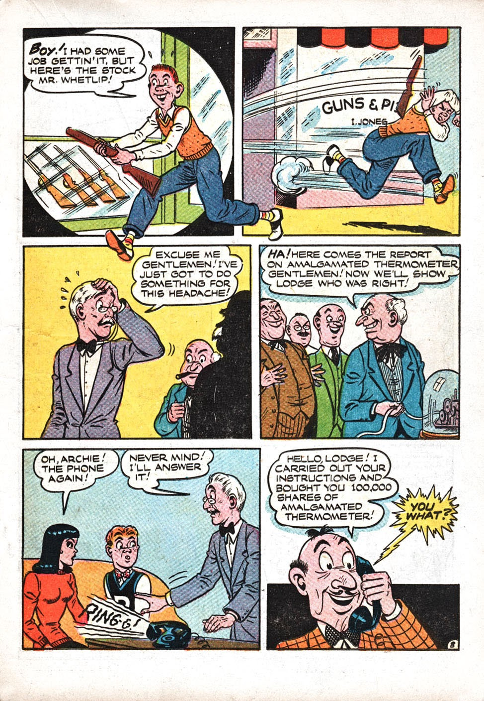 Archie Comics issue 029 - Page 21