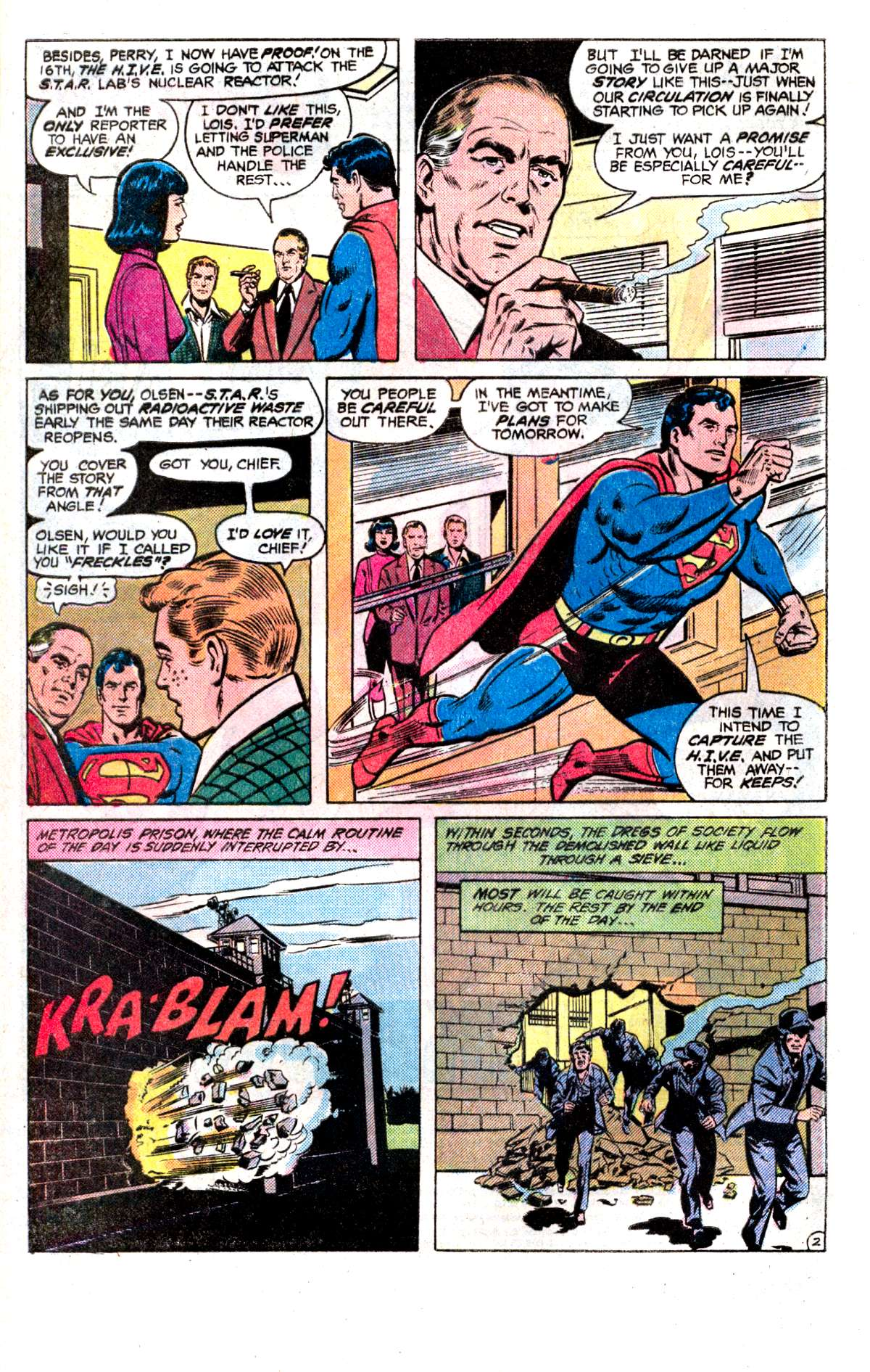 Read online Action Comics (1938) comic -  Issue #533 - 3