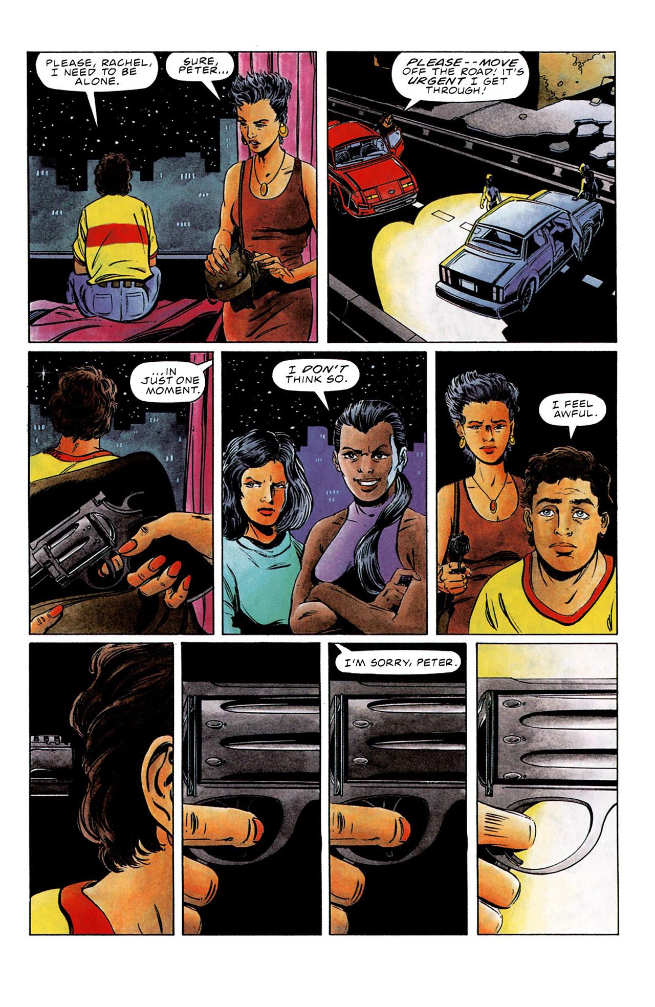 Read online Harbinger (1992) comic -  Issue #0 - 14