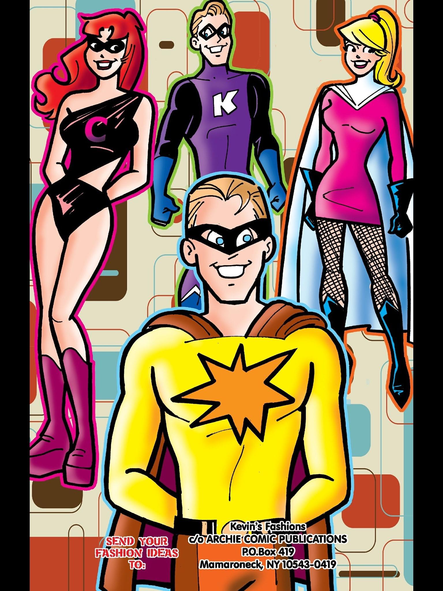 Read online Kevin Keller comic -  Issue #14 - 23