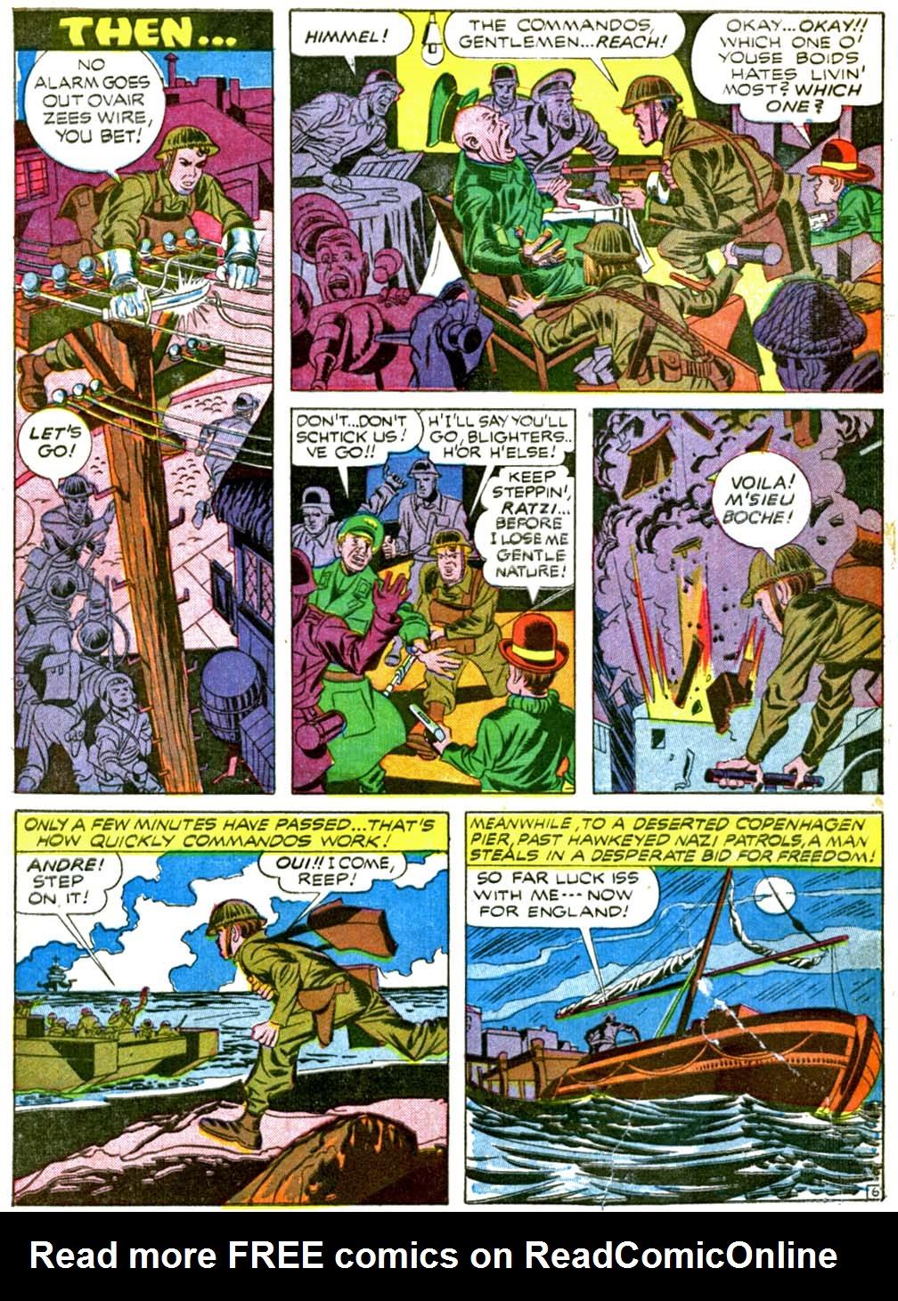 Boy Commandos issue 2 - Page 8