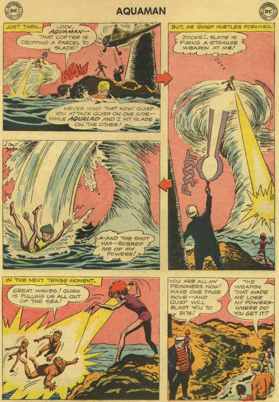 Read online Aquaman (1962) comic -  Issue #6 - 27