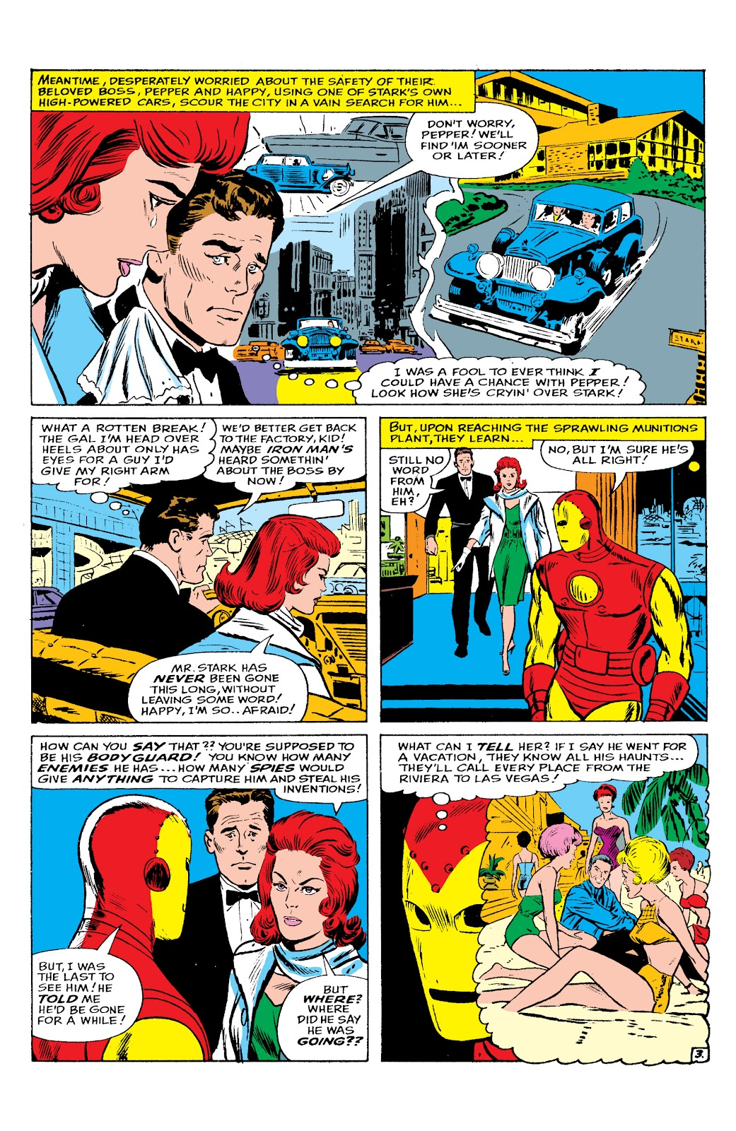 Read online Marvel Masterworks: The Invincible Iron Man comic -  Issue # TPB 2 (Part 2) - 59