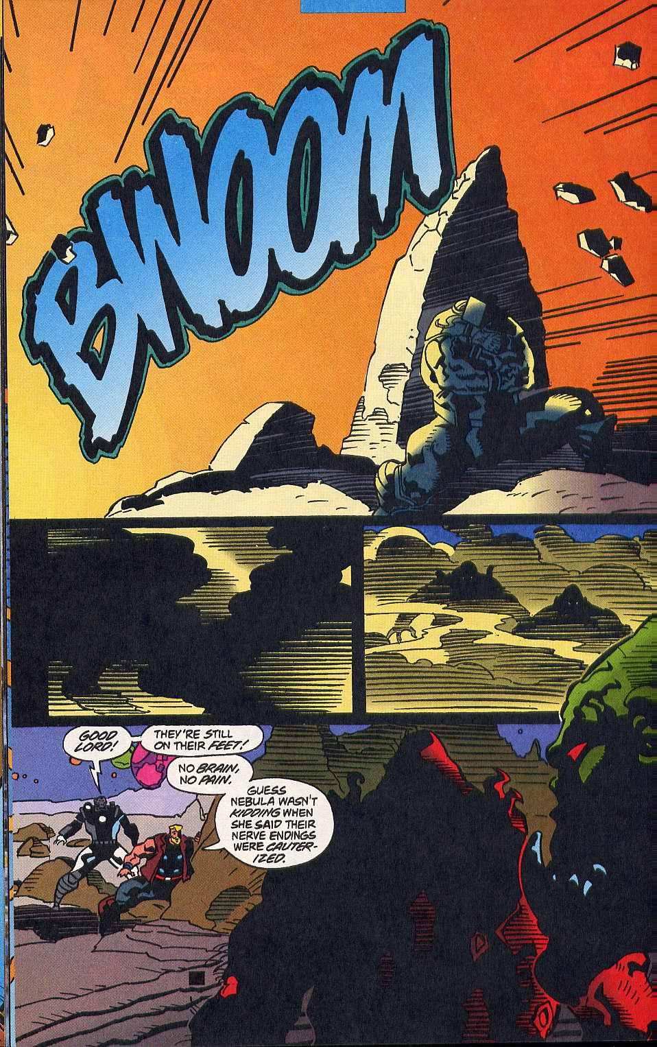 Read online Secret Defenders comic -  Issue #10 - 9
