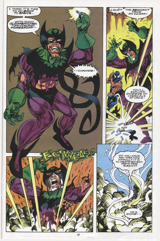 Read online Alpha Flight (1983) comic -  Issue #103 - 21
