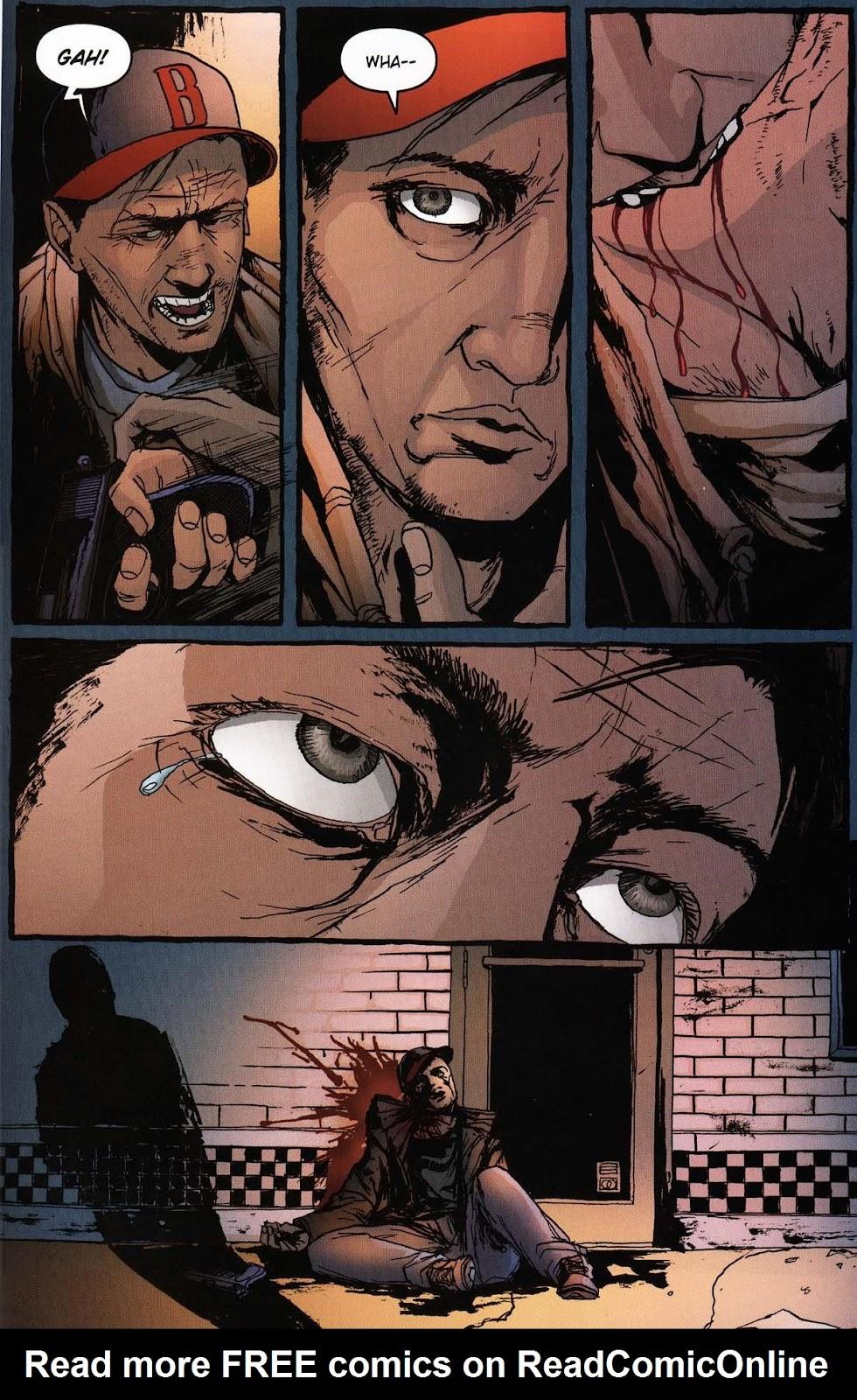 Read online Vampire the Masquerade comic -  Issue # Ventrue - 23