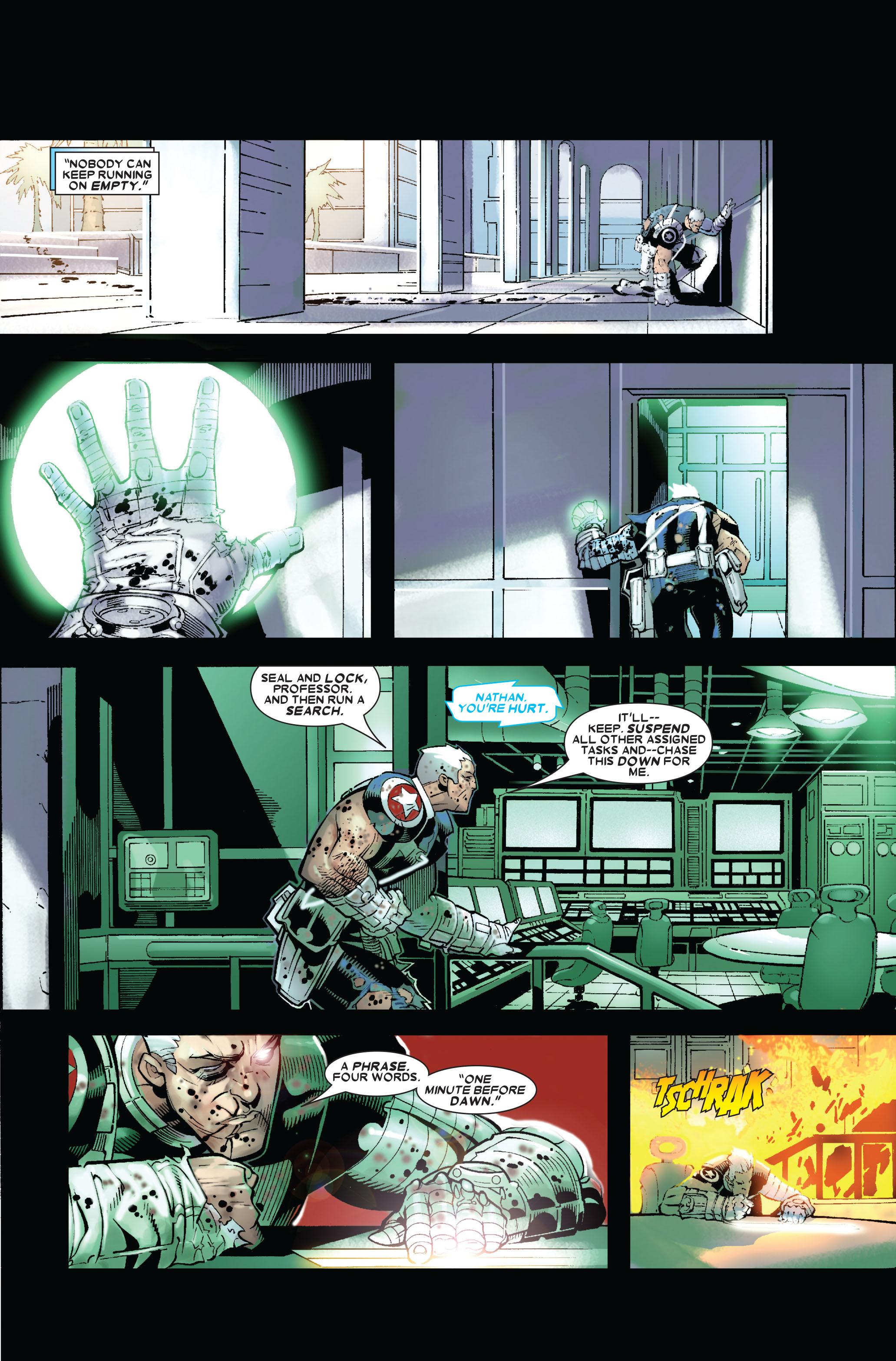 X-Men (1991) 200 Page 25