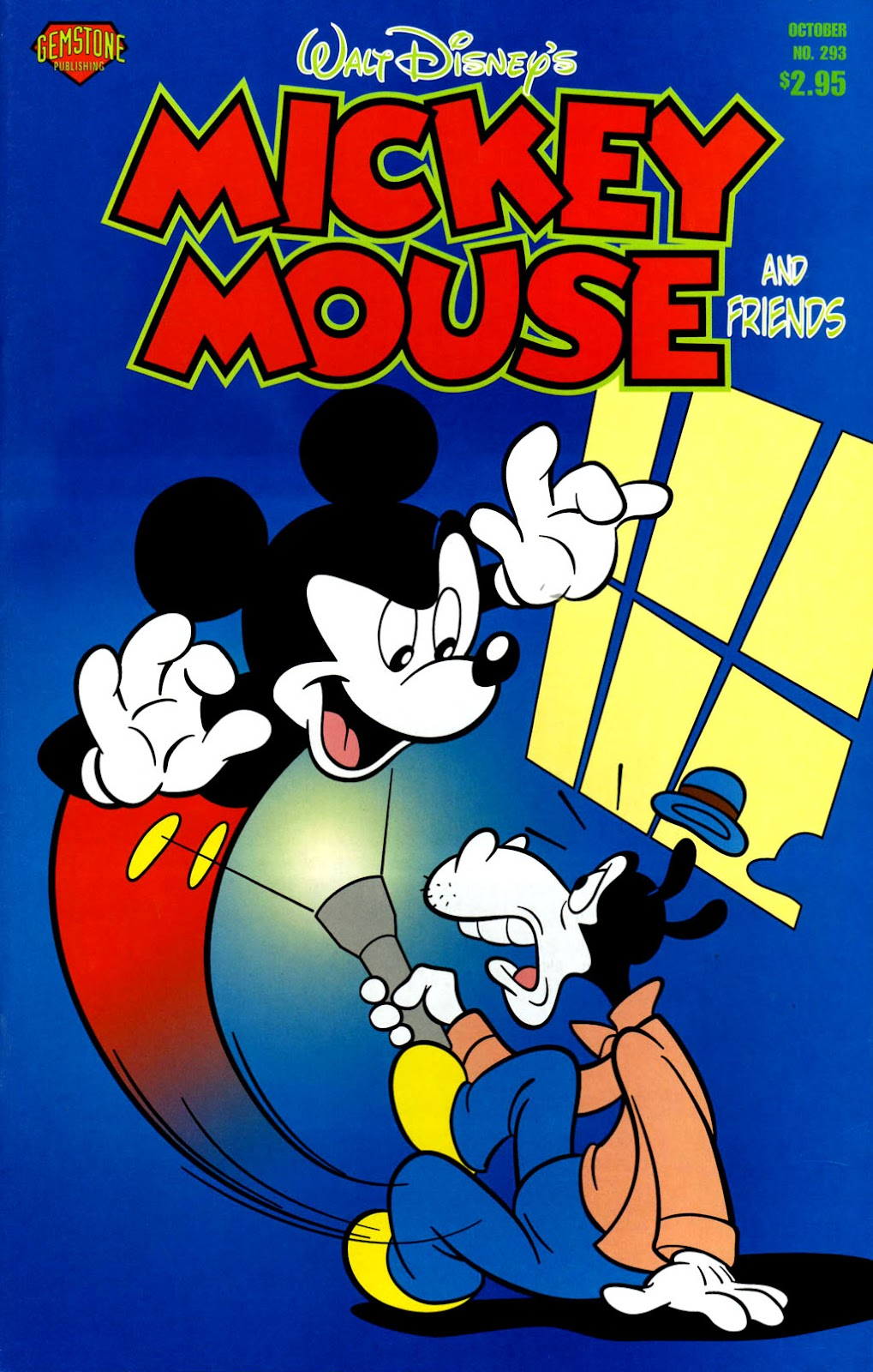 Walt Disney's Mickey Mouse issue 293 - Page 1