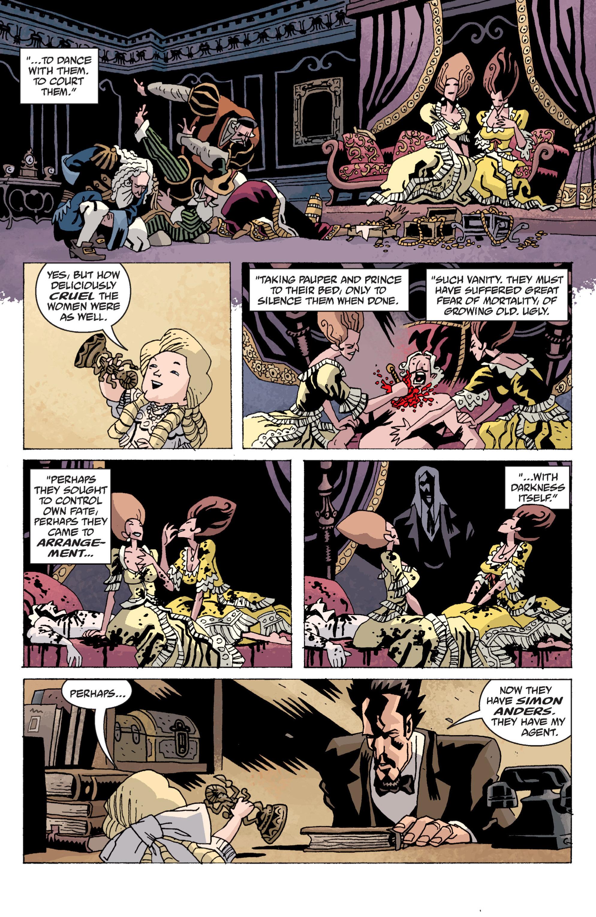 Read online B.P.R.D. (2003) comic -  Issue # TPB 13 - 95