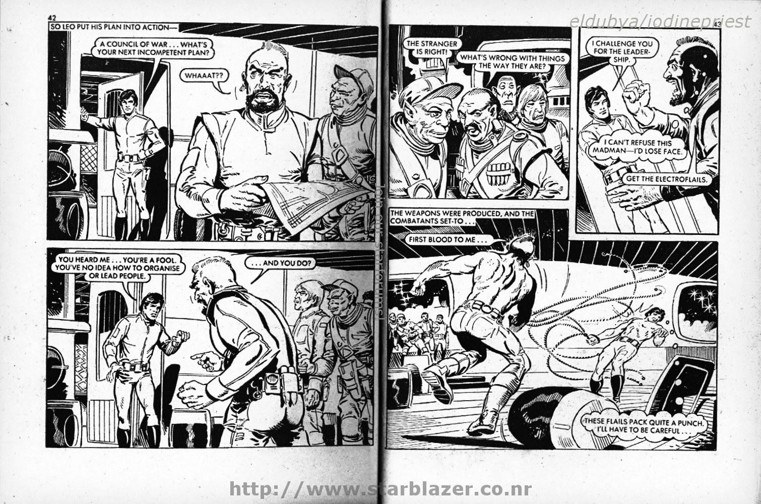Starblazer issue 73 - Page 23