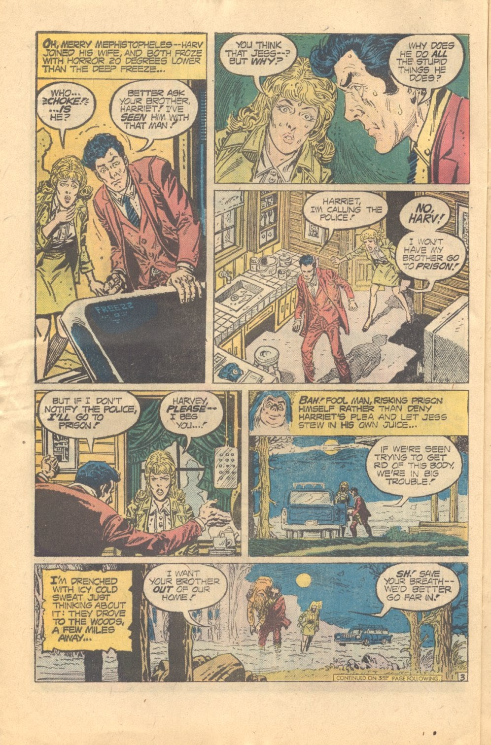 The Witching Hour (1969) issue 60 - Page 6