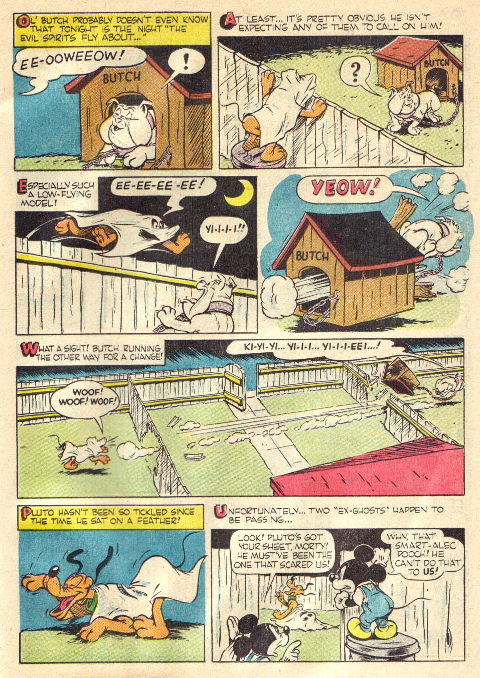 Walt Disney's Comics and Stories issue 146 - Page 23